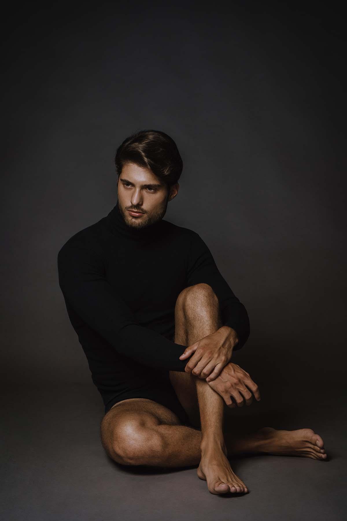 Vitor Bianchi by Fer Stein for Brazilian Male Model