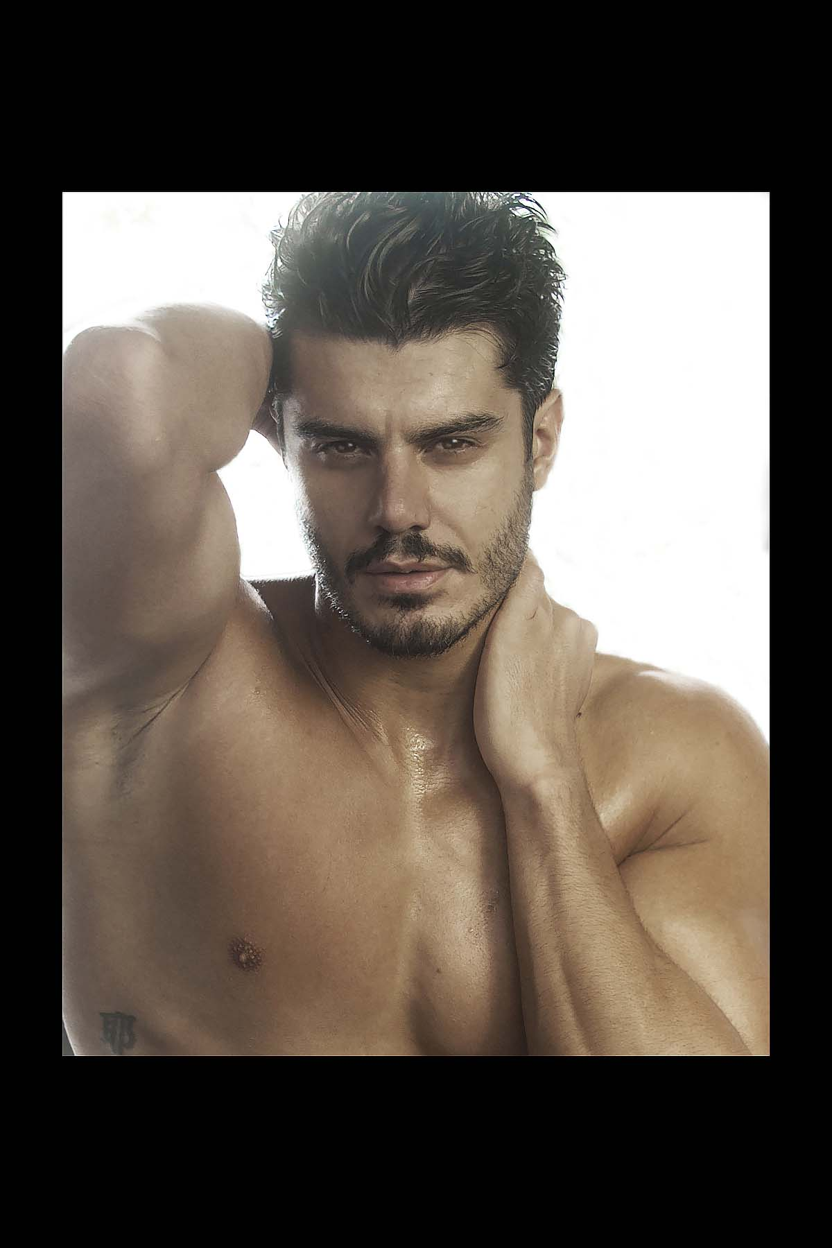 Mariano Junior by Ton Hooster for Brazilian Male Model