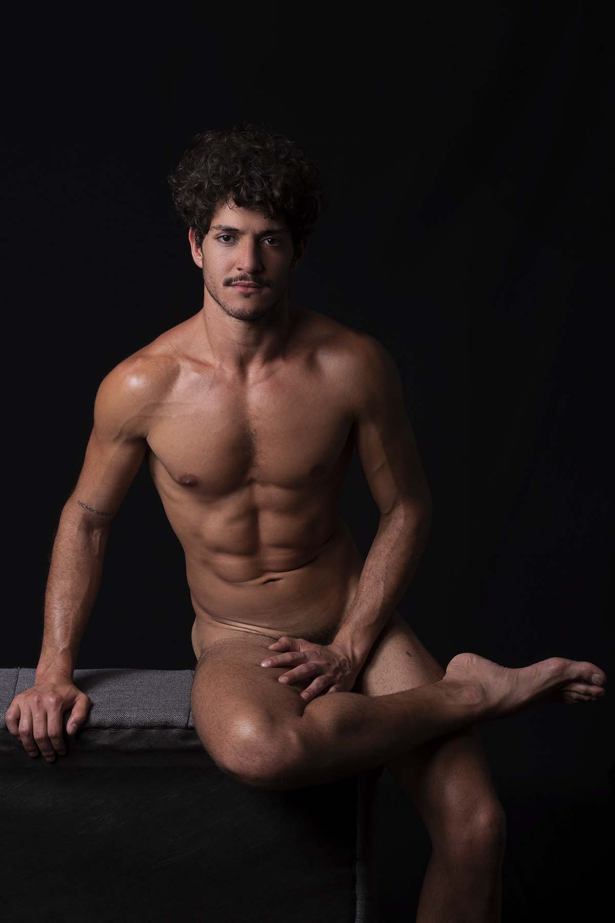 Pedro Amaral by Mario Amaral for Brazilian Male Model