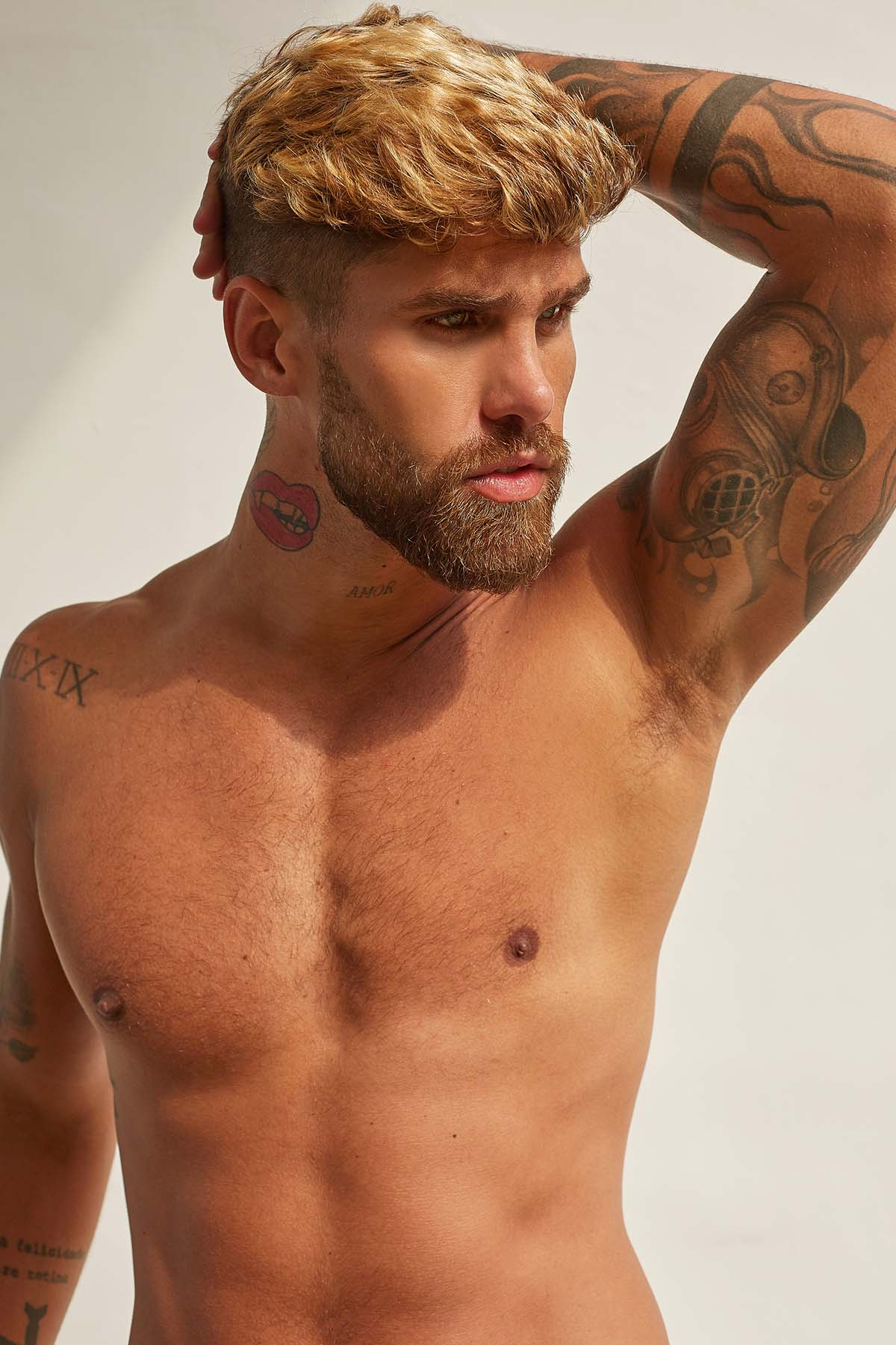 Rodrigo Westermann Malafaia by Anderson Bruno with Synchron for Brazilian Male Model