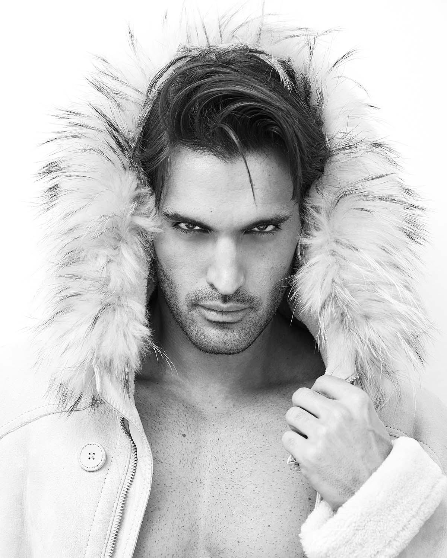 William Albuquerque by Giulio Cunico for Brazilian Male Model