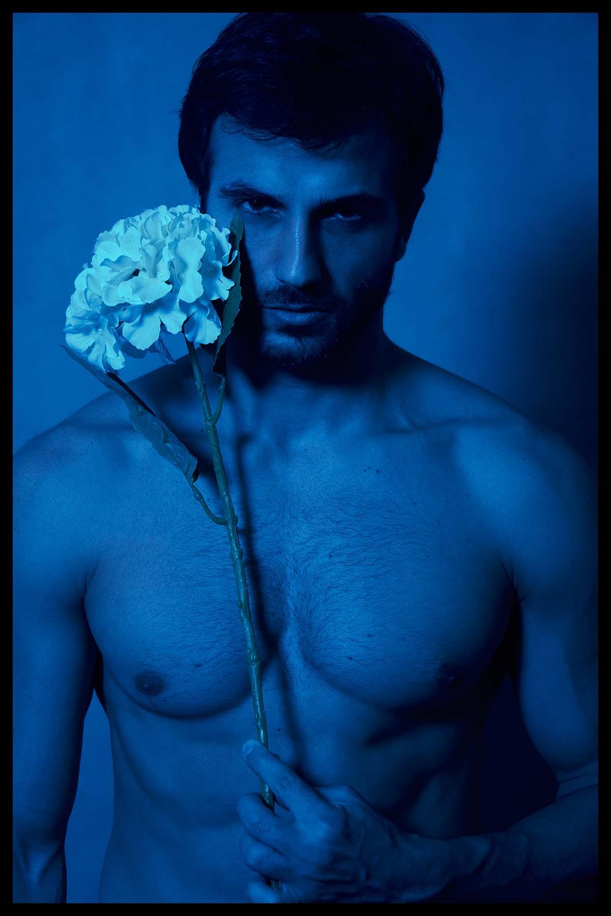 Bruno Bachur by Alex Chañi for Brazilian Male Model