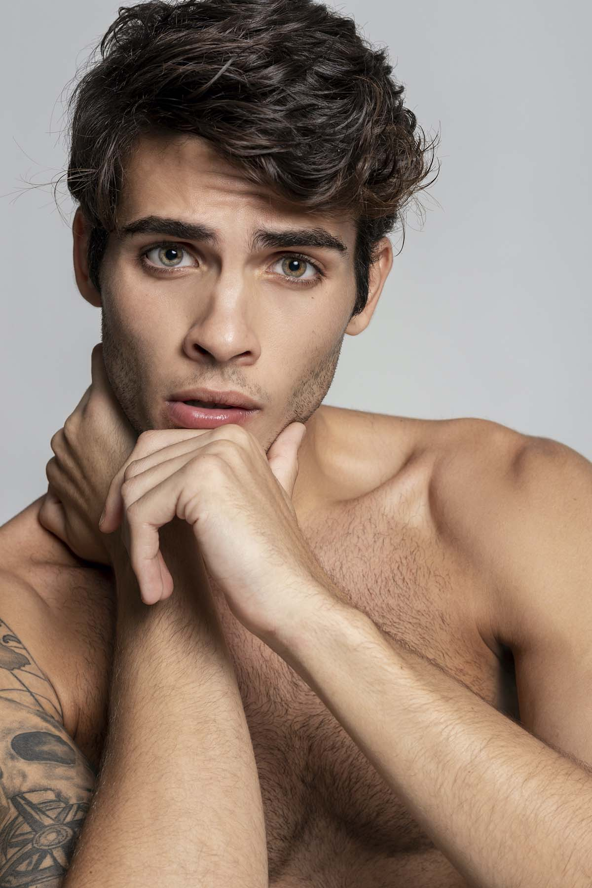 Gustavo Grellet by Luciano Moraes for Brazilian Male Model