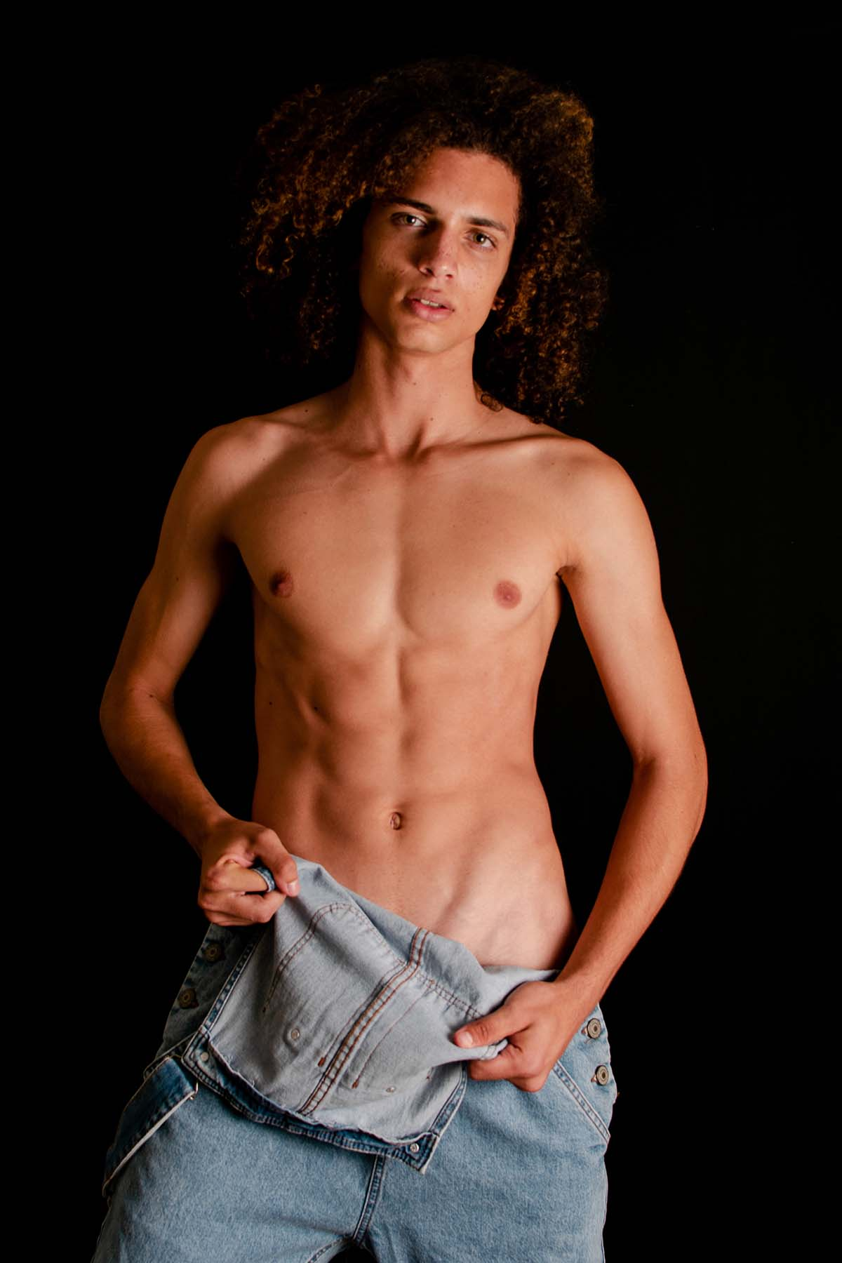 Joany Arantes by Rômulo Alberto for Brazilian Male Model