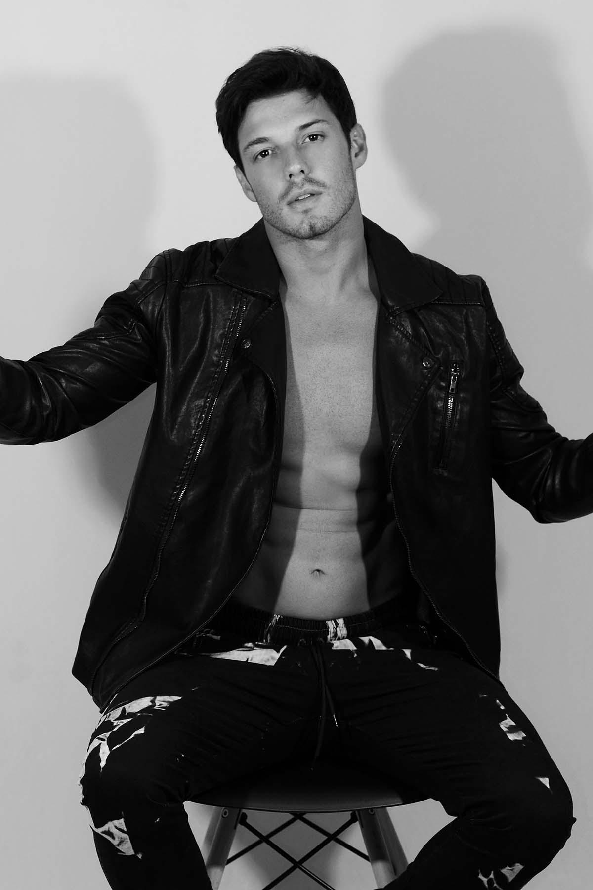 Leo Xavier by Beto Maia for Brazilian Male Model