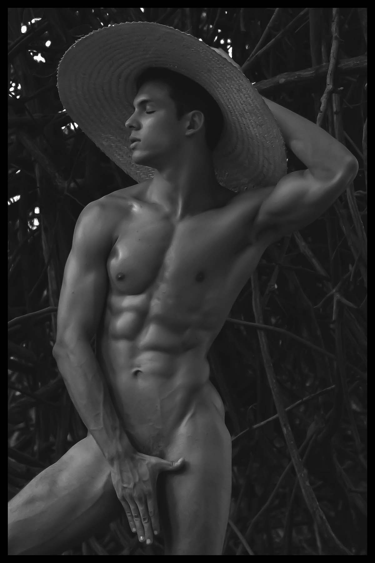 Matheus Fajardo by Anderson Marques for Brazilian Male Model