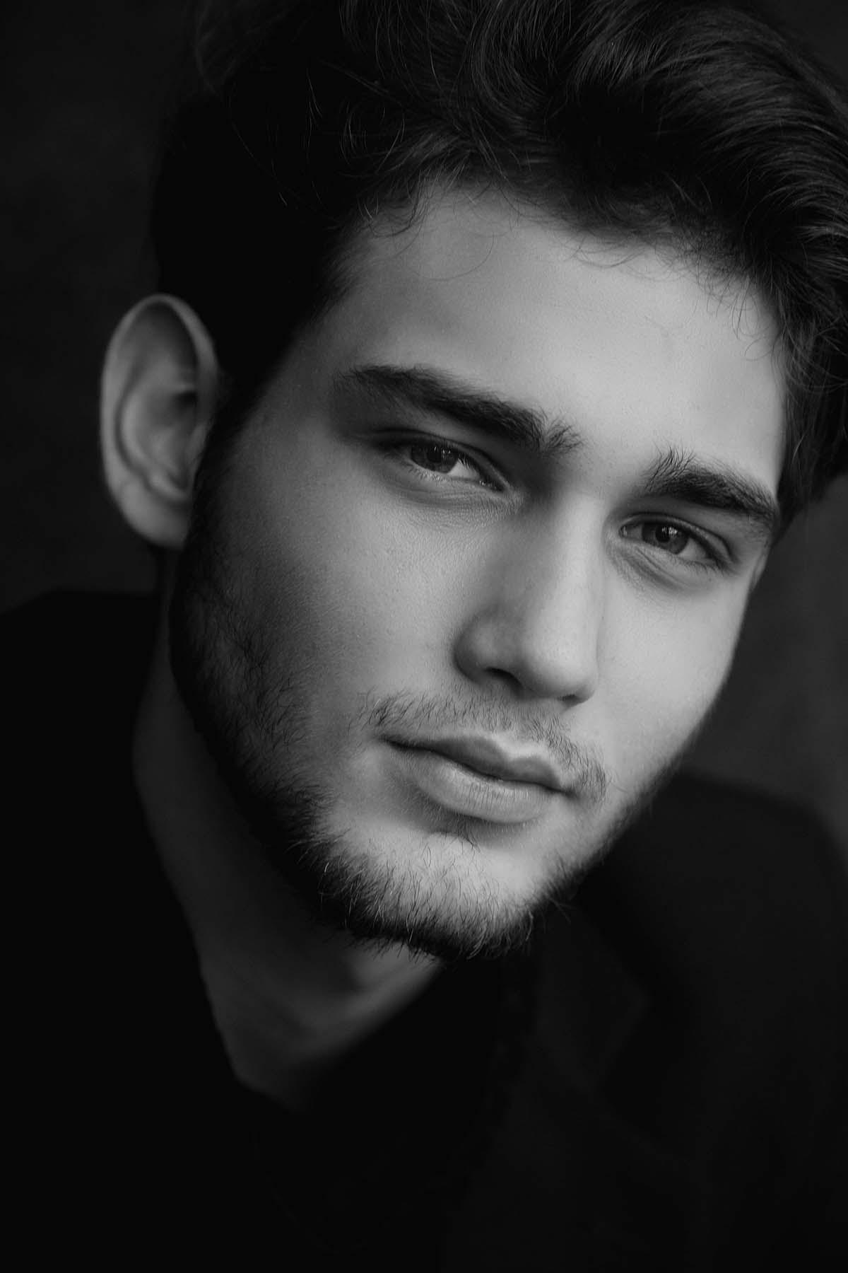 Pedro Arrais by Moises Almeida for Brazilian Male Model