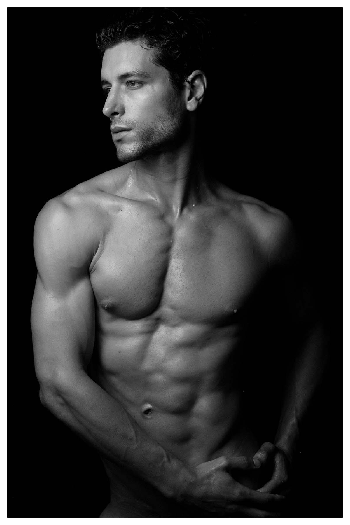 Thiago Sá by Carlos Mora for Brazilian Male Model
