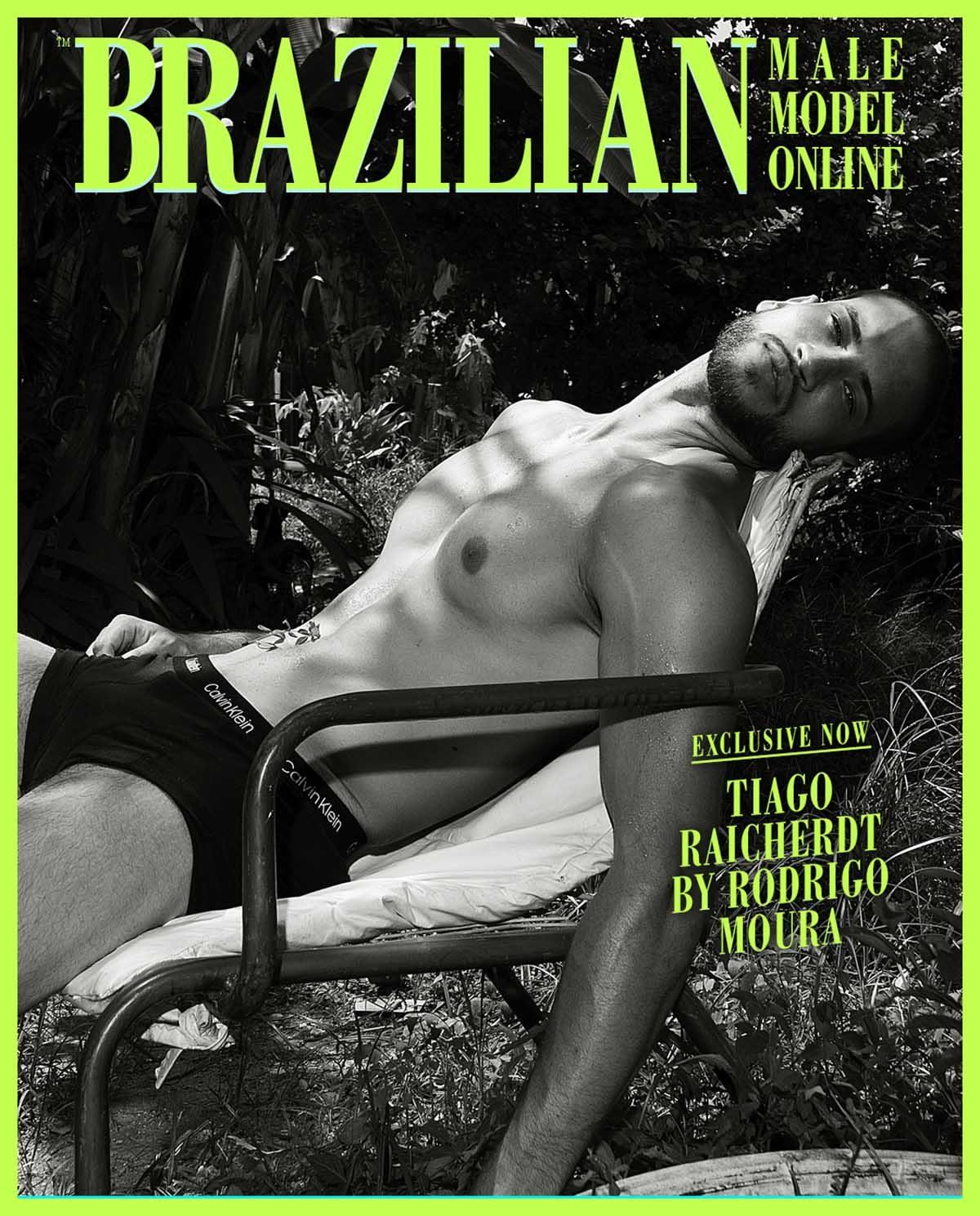 Tiago Raicherdt by Rodrigo Moura