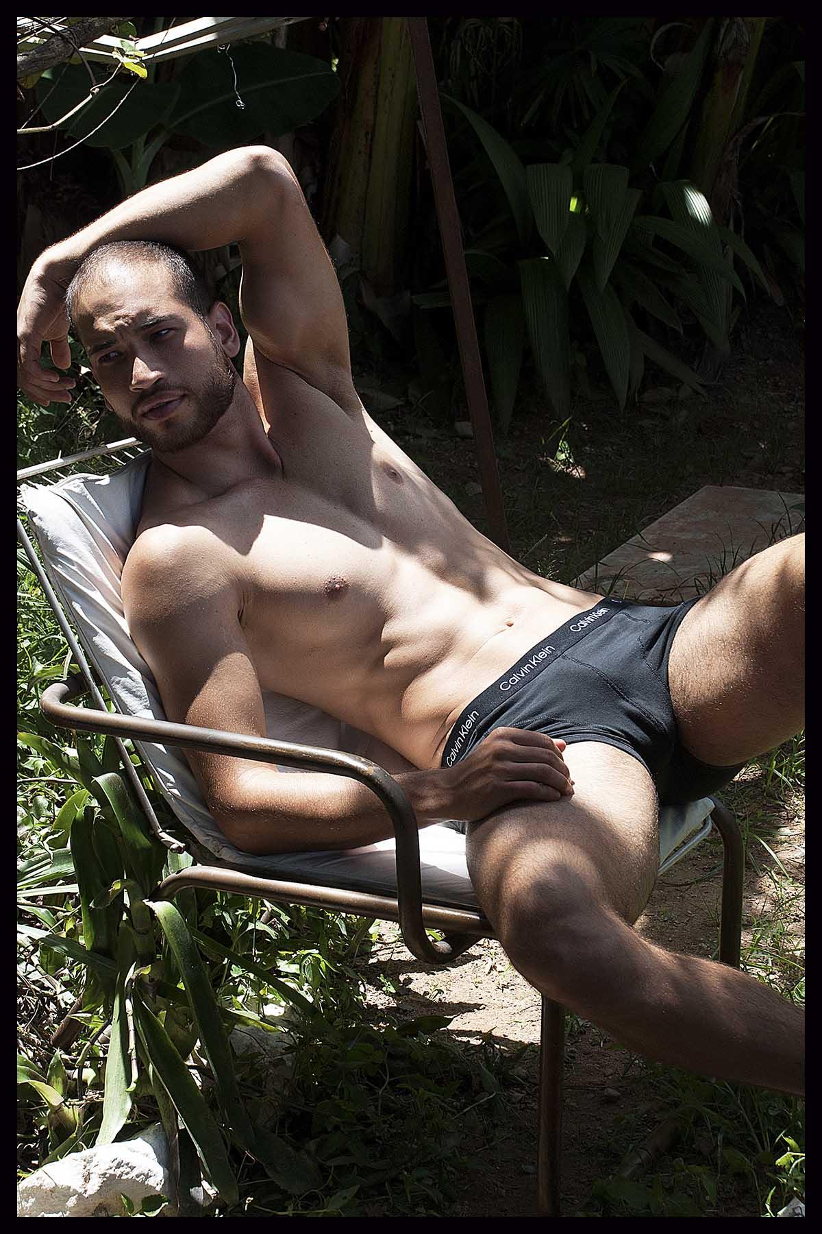 Tiago Raicherdt by Rodrigo Moura for Brazilian Male Model