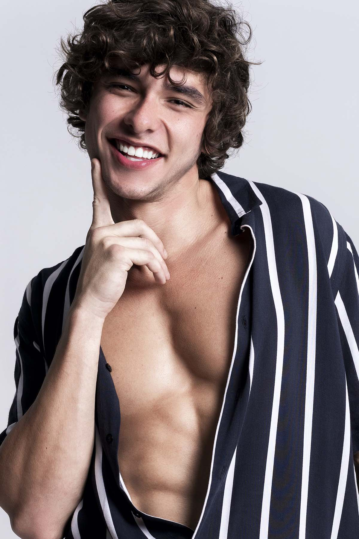 André Zomkowski by Luciano Moraes for Brazilian Male Model