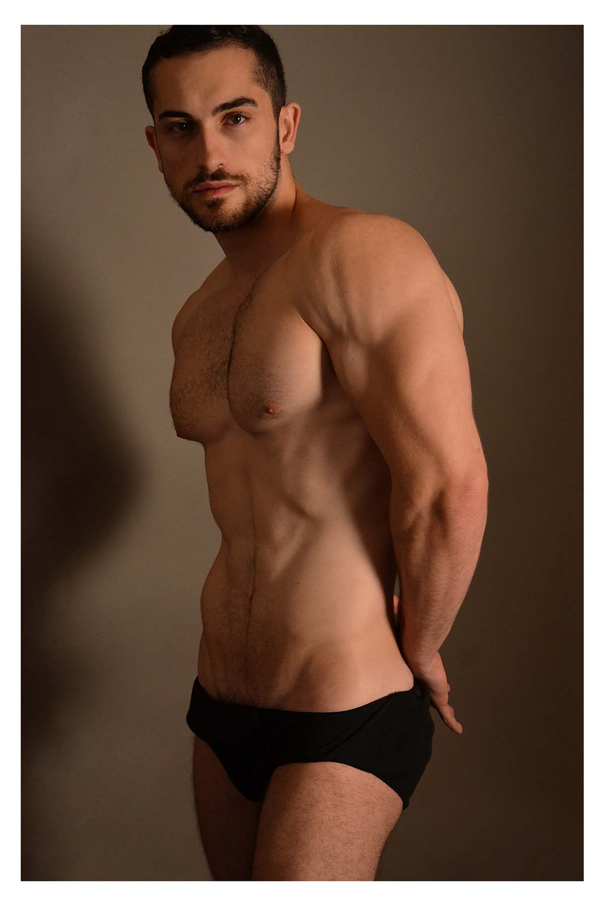 Arthur Branco by Alvaro Toledo Leme for Brazilian Male Model