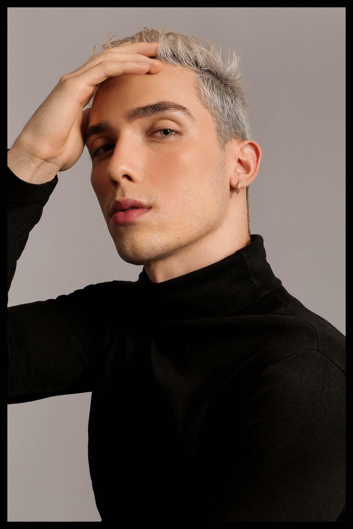 João Razzo by Bruno Barreto for Brazilian Male Model