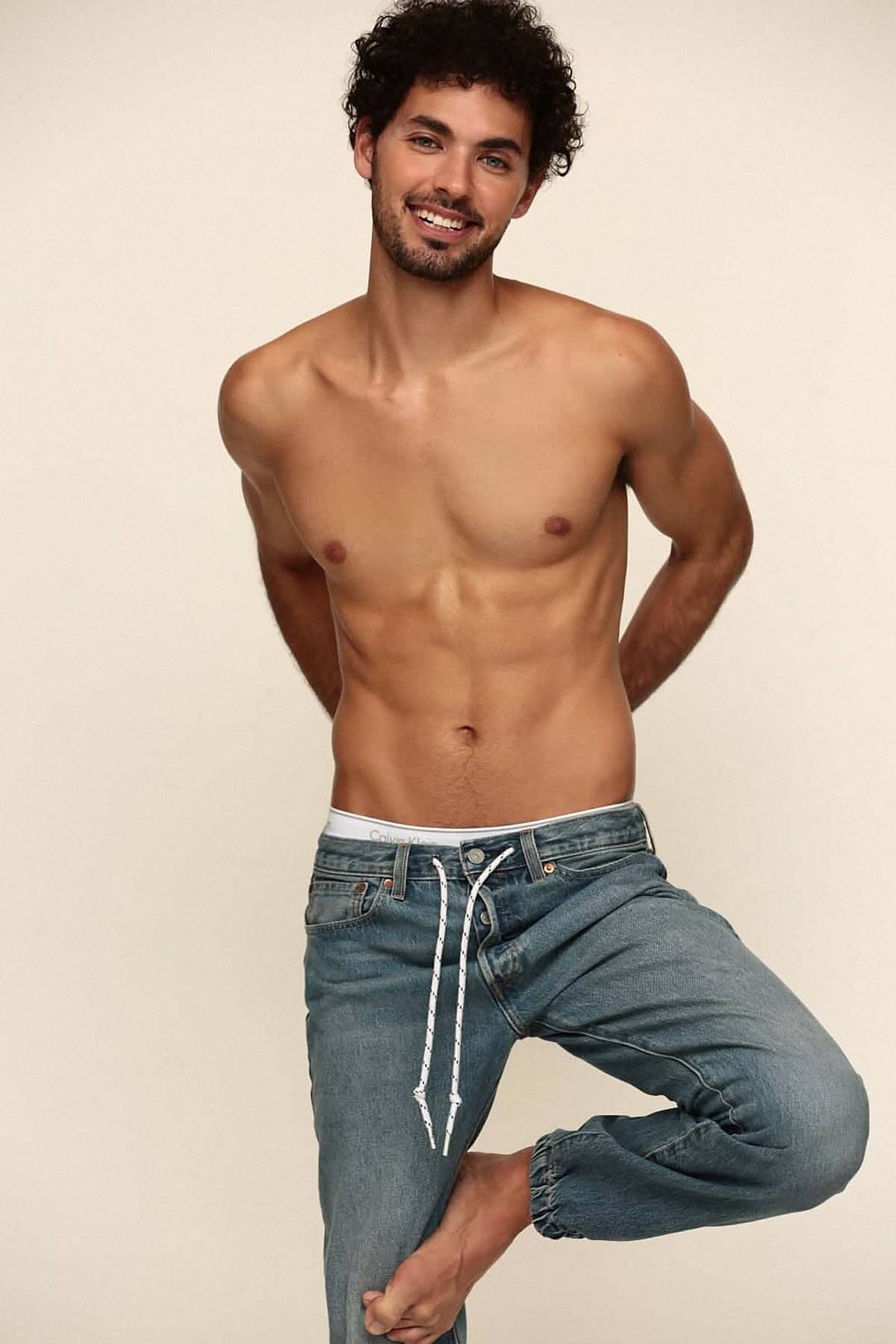 José Bernardo by Pupin & Deleu for Brazilian Male Model