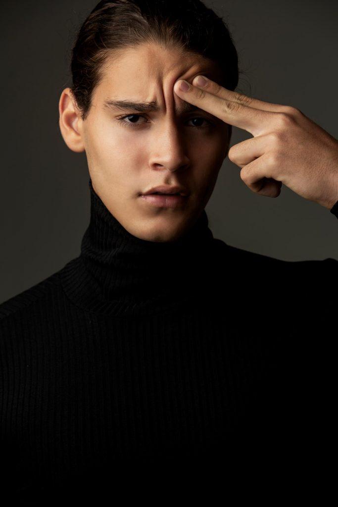 Paulo Eduardo by Lucio Luna for Brazilian Male Model