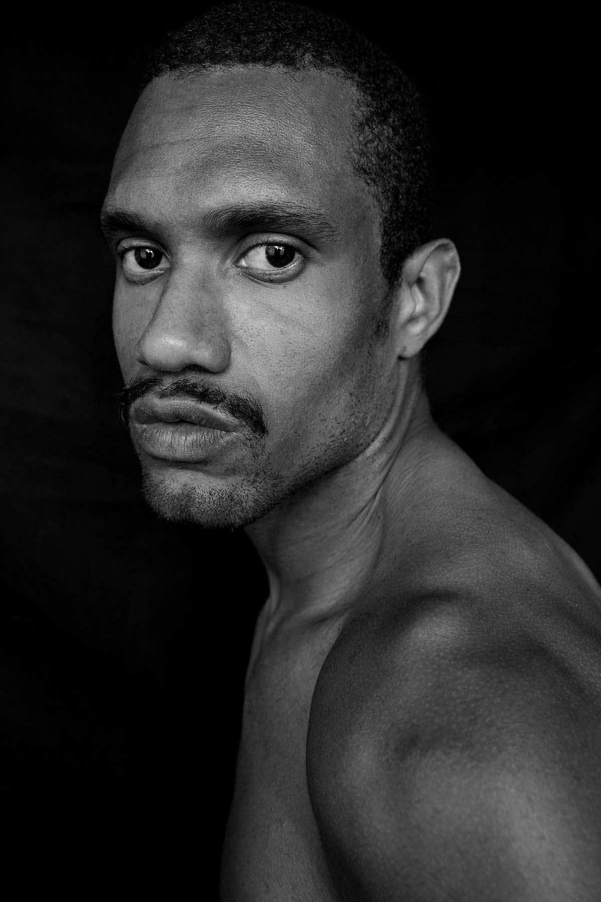 Wesley Roque by Gilson de Rezende for Brazilian Male Model