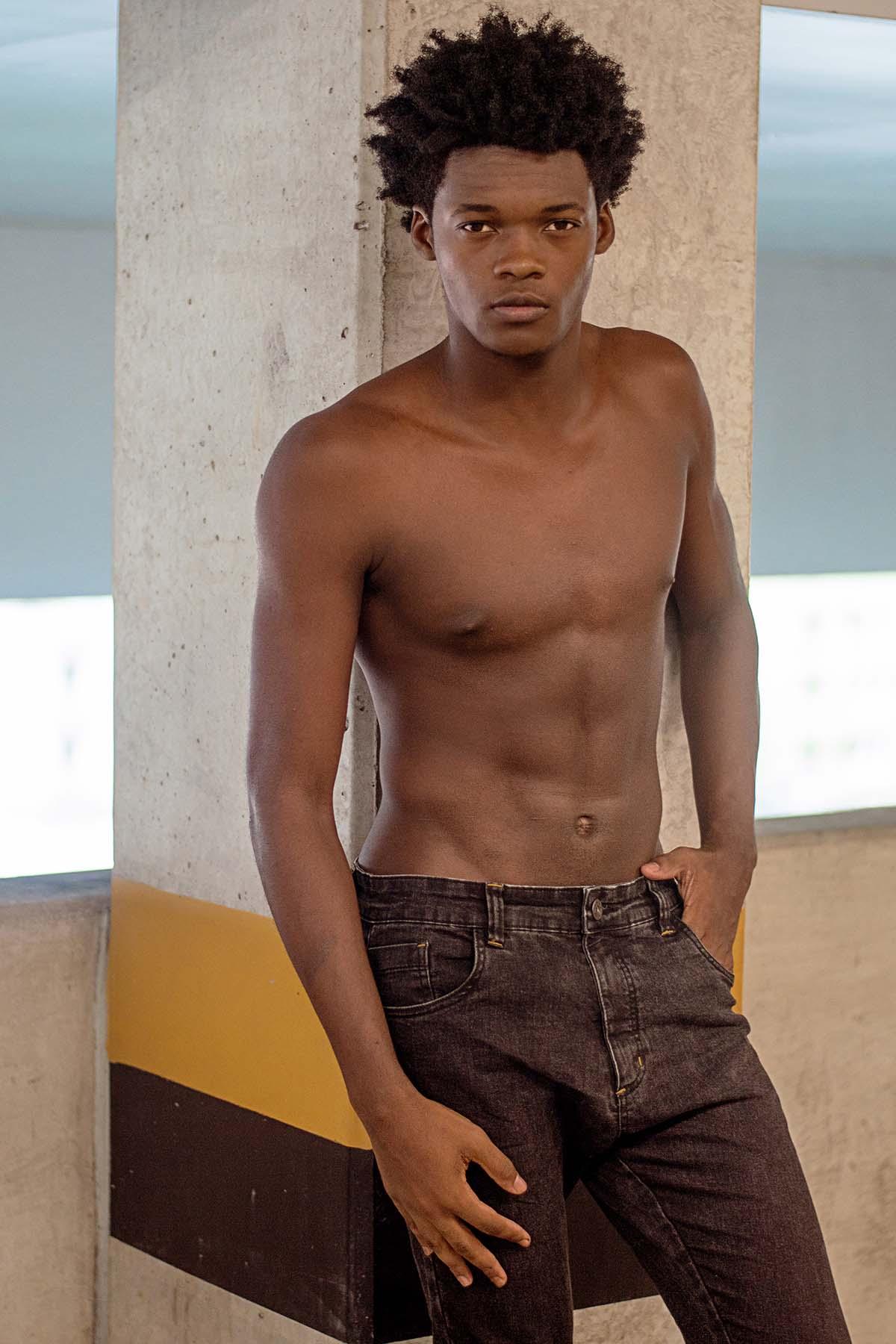 Alan Silva by Lucas França for Brazilian Male Model