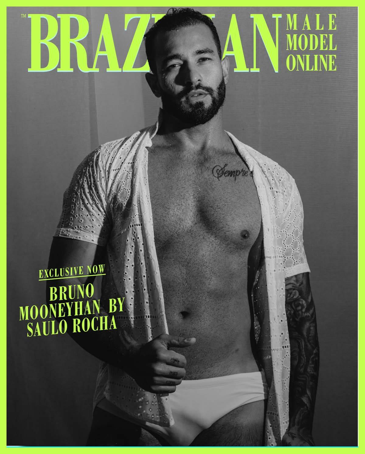Bruno Mooneyhan by Saulo Rocha