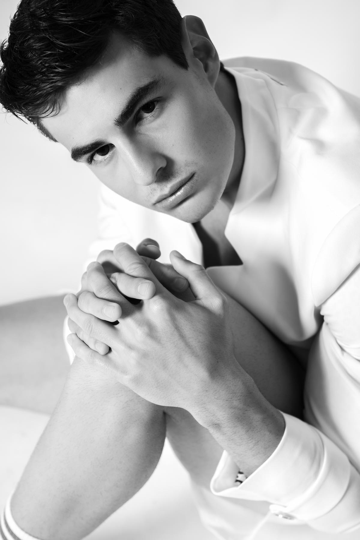Gianluca Vallata by Felipe Valim for Brazilian Male Model
