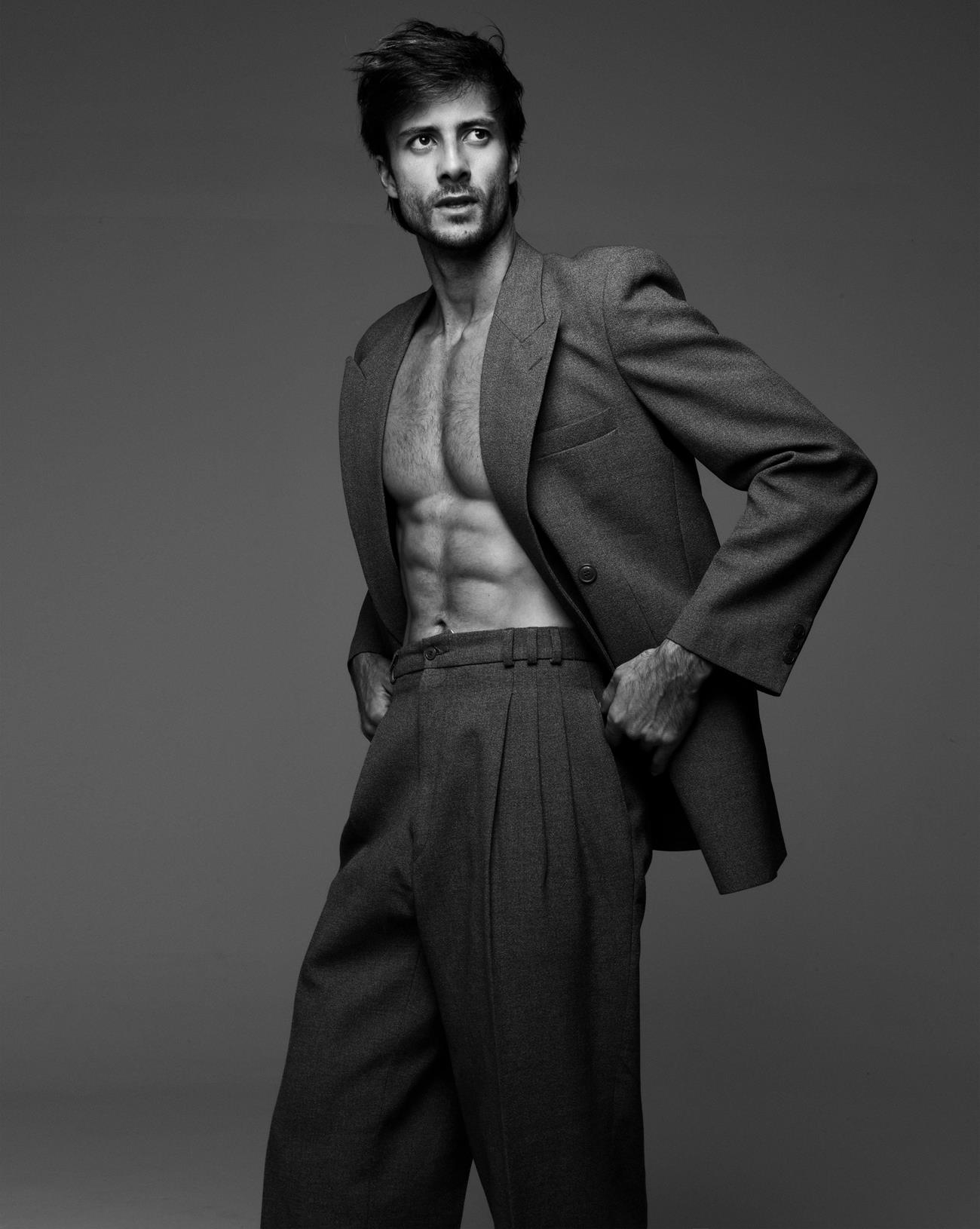 Gilberto Fritsch by Hudson Rennan for Brazilian Male Model