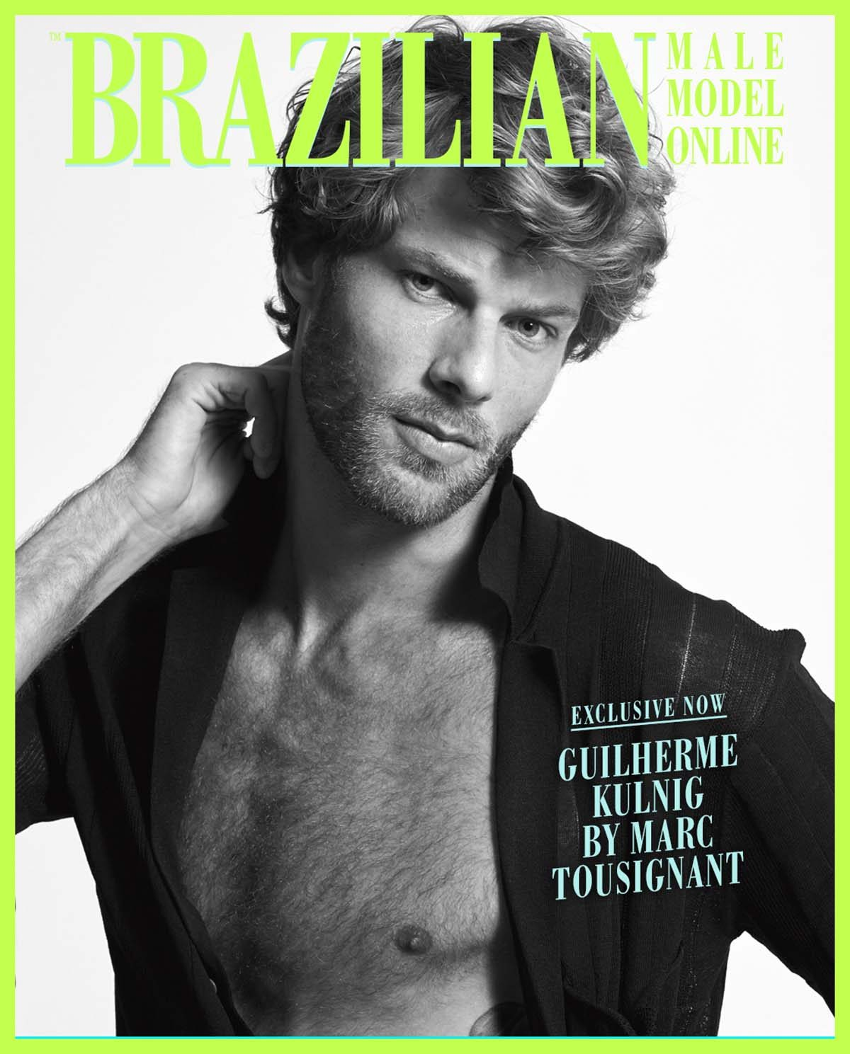 Guilherme Kulnig by Marc Tousignant