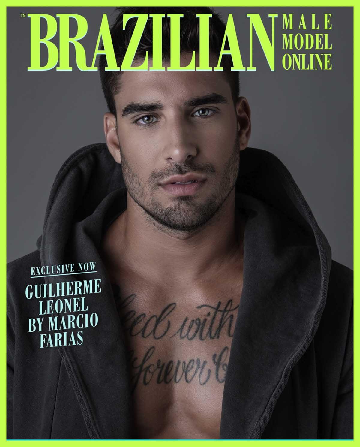 Guilherme Leonel by Marcio Farias