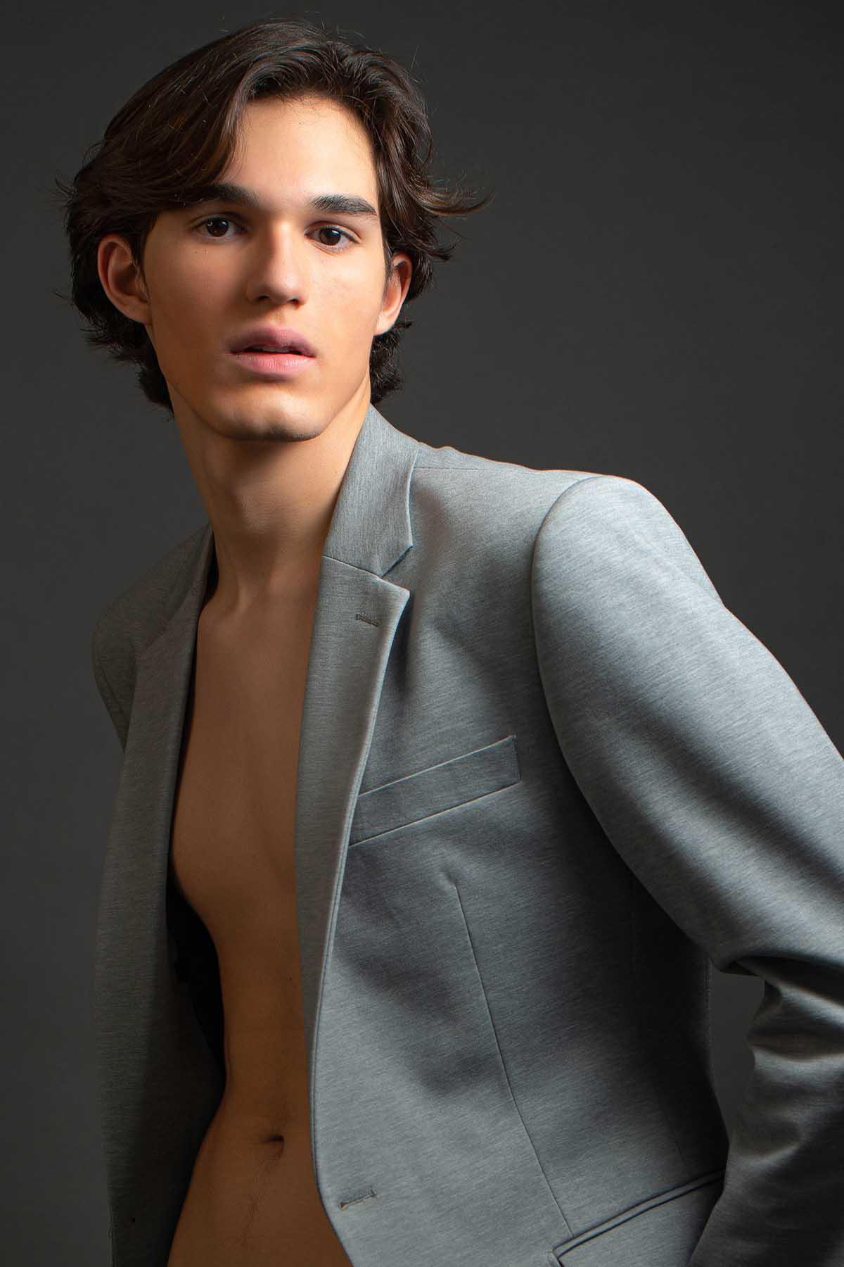 Hugo Araújo by Vinny Soares for Brazilian Male Model