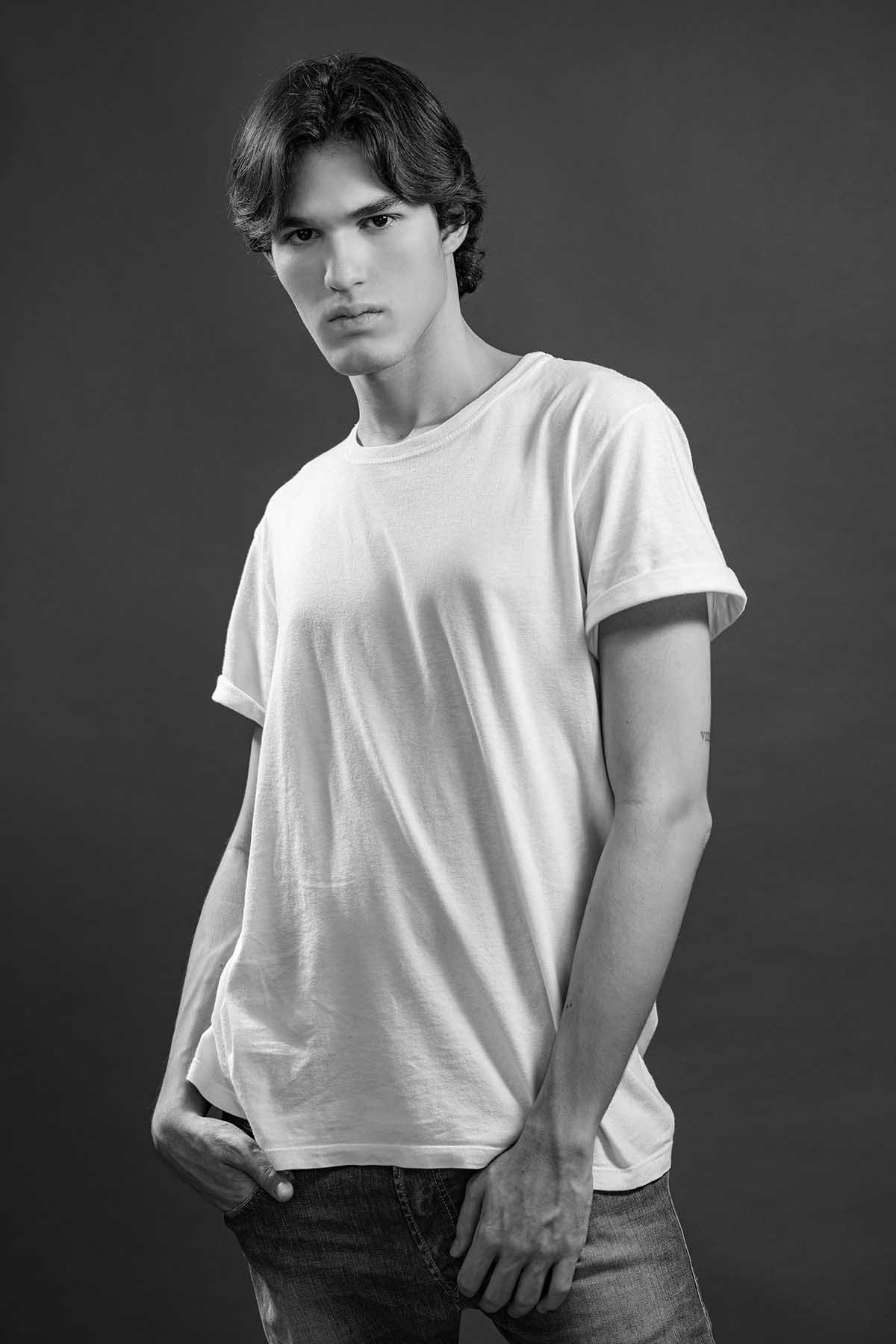 Hugo Araújo by Viny Soares for Brazilian Male Model