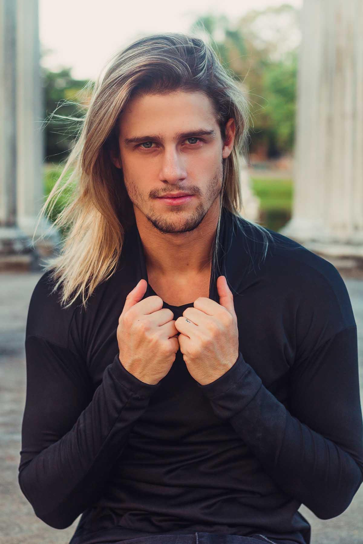Matheus Martins by Rodrigo Almeida for Brazilian Male Model