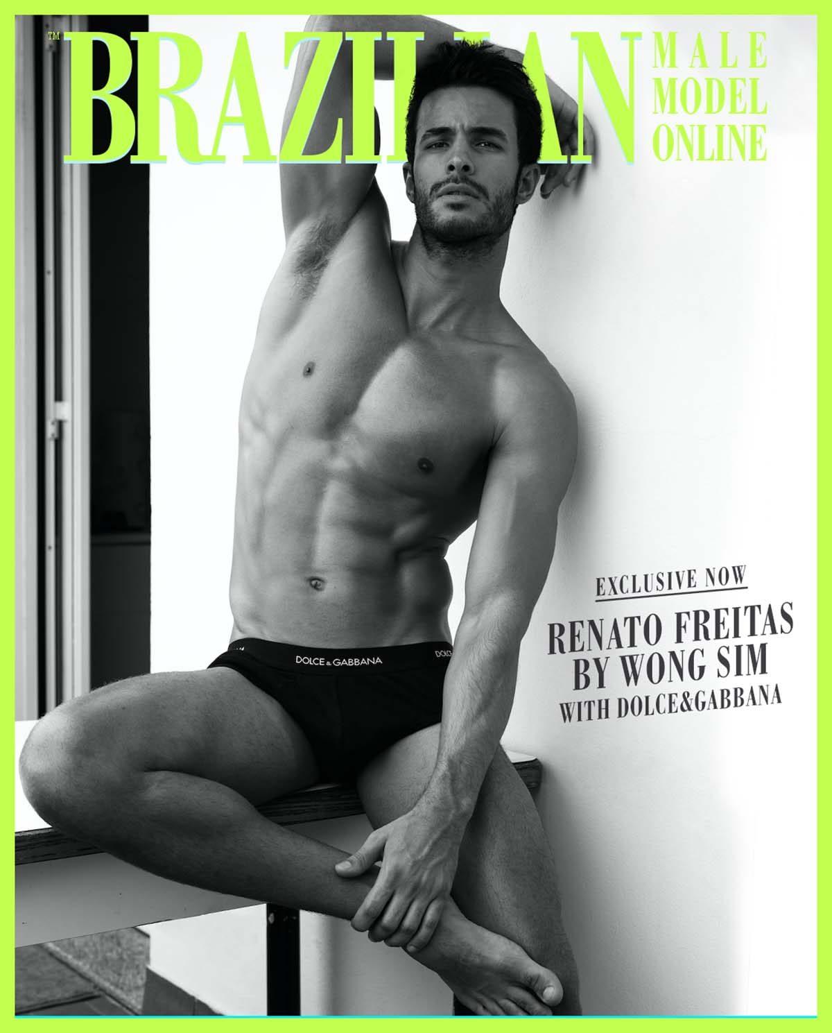 Renato Freitas by Wong Sim with Dolce&Gabbana
