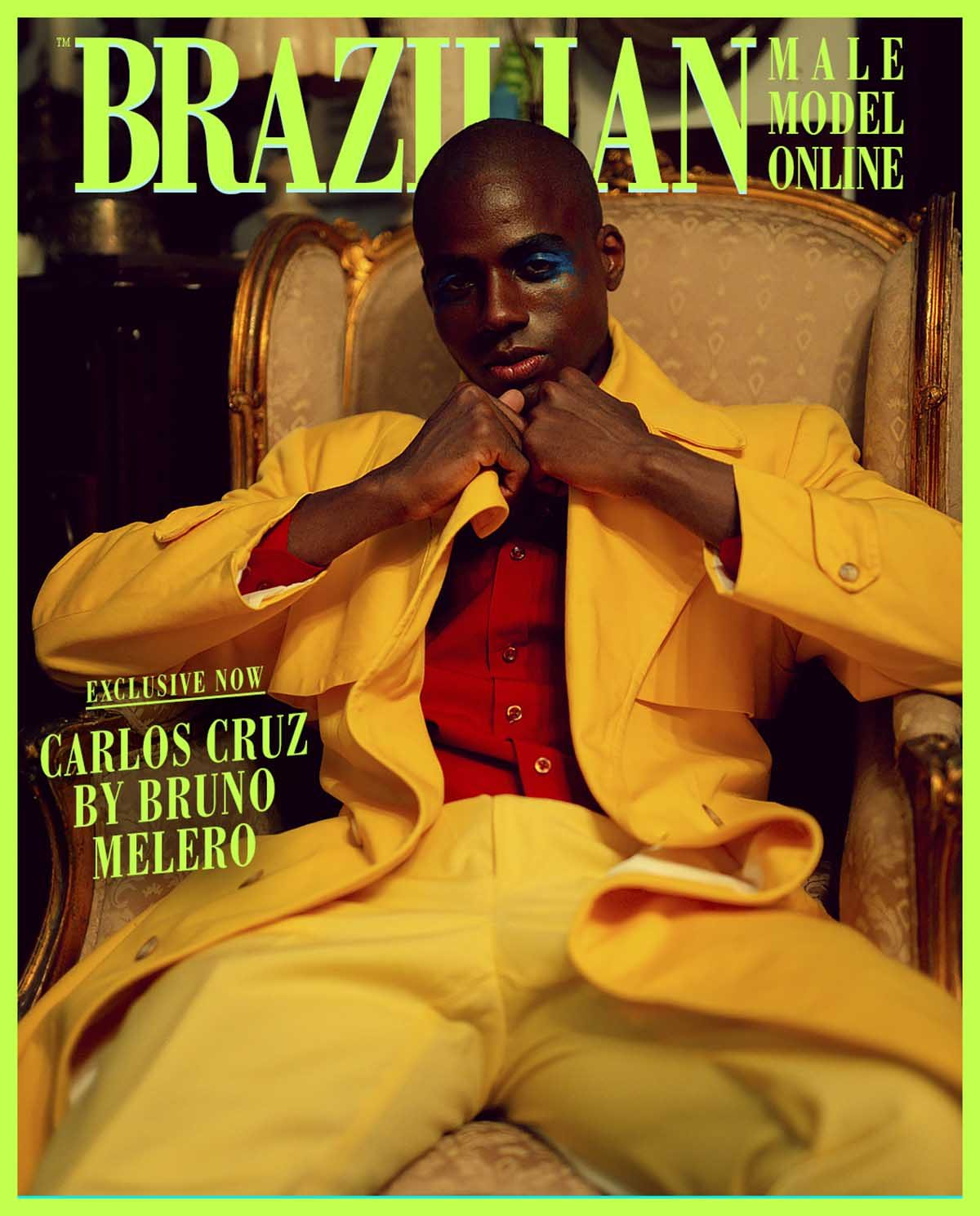 Carlos Cruz by Bruno Malero
