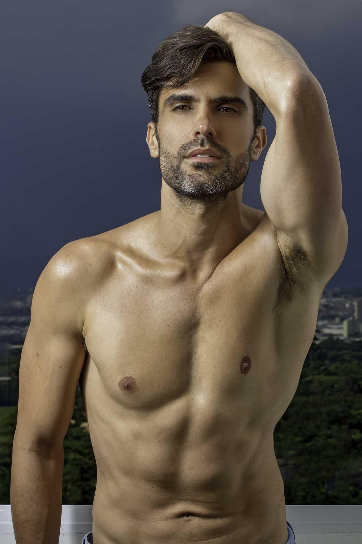 Eduardo Salles by Ronaldo Gutierrez for Brazilian Male Model
