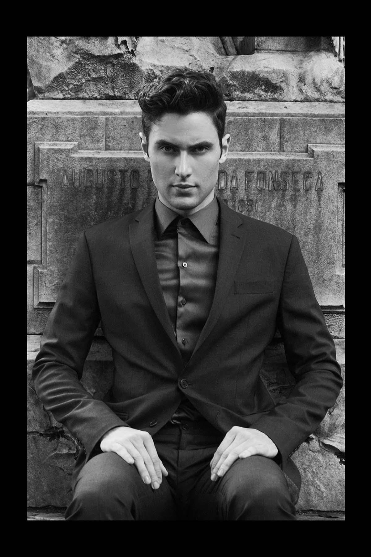 Felipe Carning by Rodrigo Marconatto for Brazilian Male Model