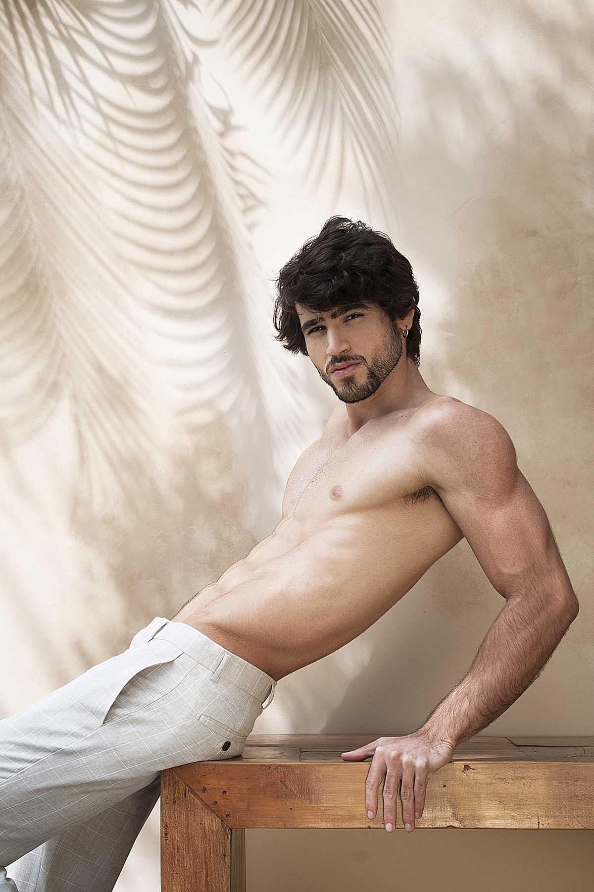 Filipe Renan by Rodrigo Moura for Brazilian Male Model