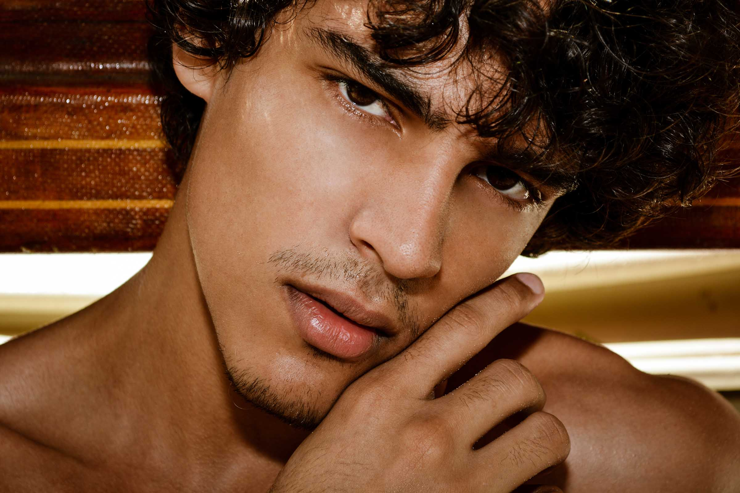 Gabriel Victor by Victor Colares for Brazilian Male Model
