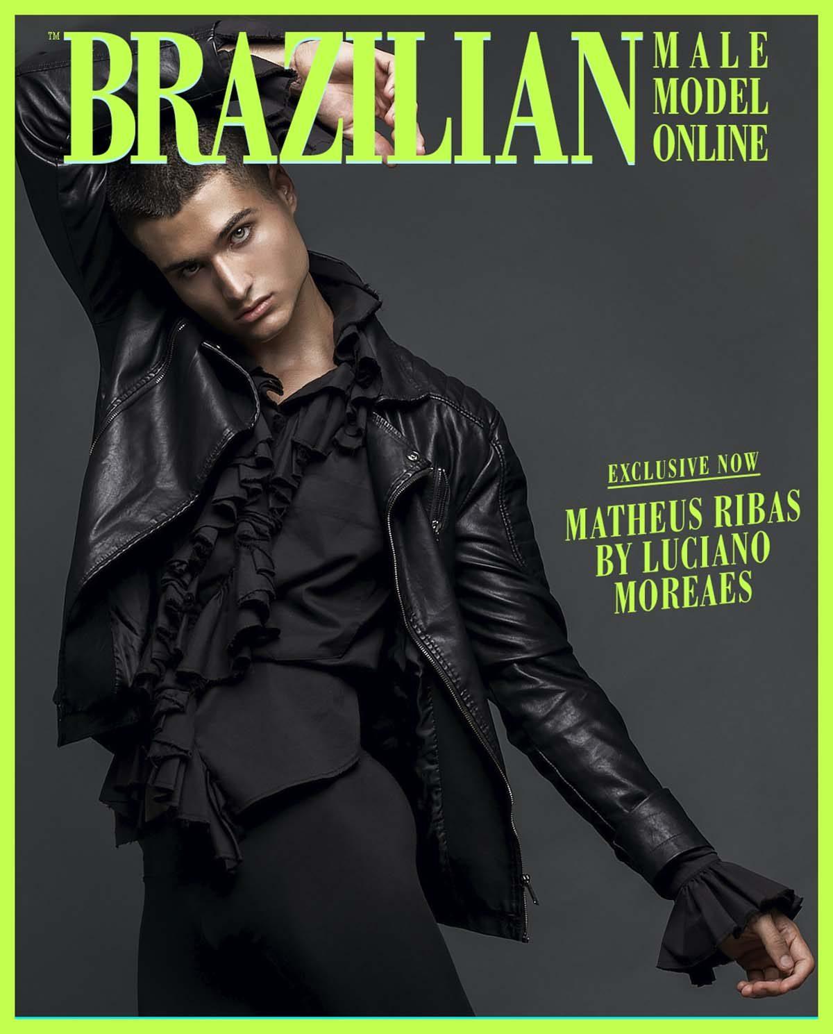 Matheus Ribas by Luciano Moraes