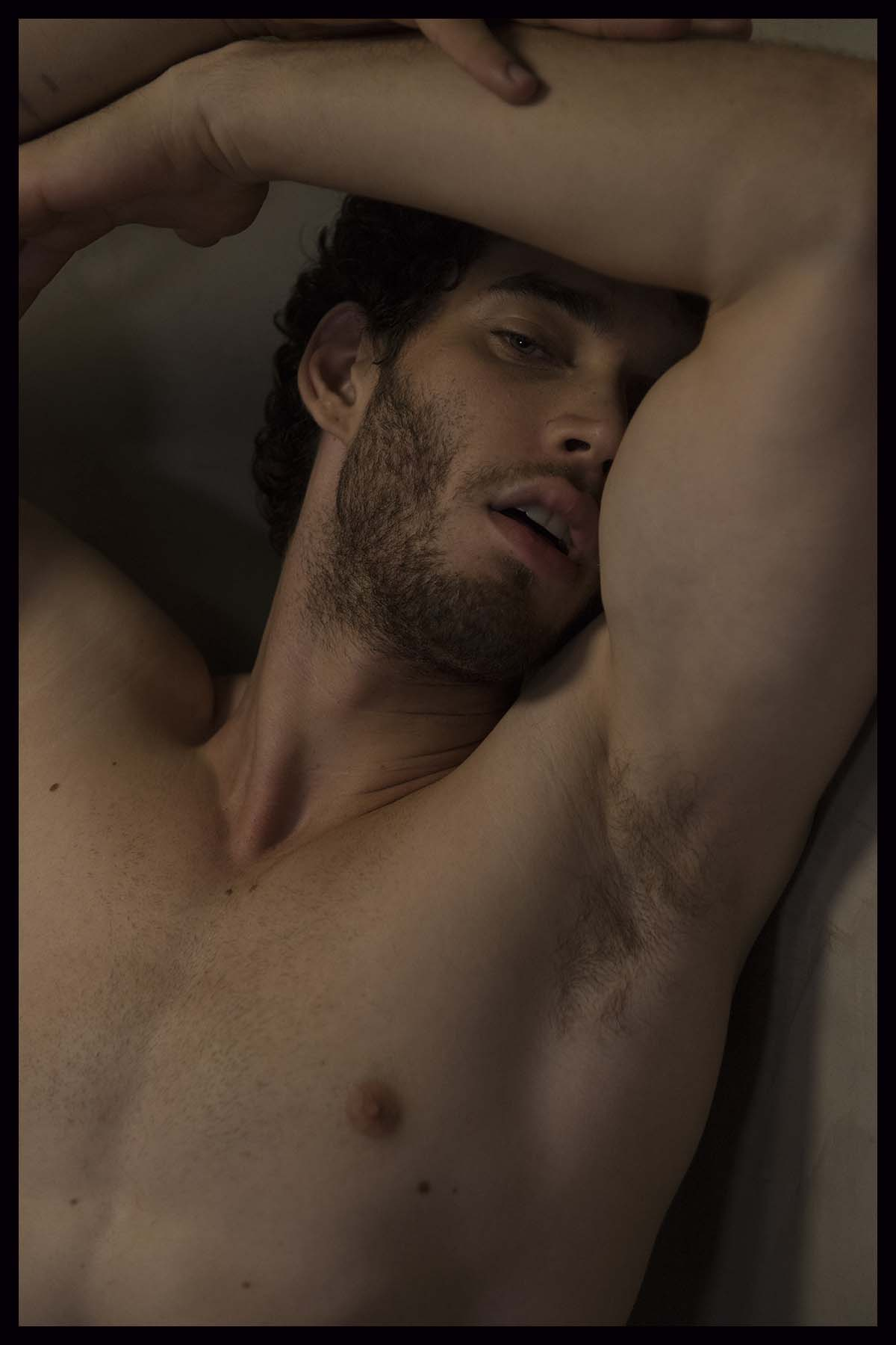 Neto Gomes by Rodrigo Marconatto with Models Hunter for Brazilian Male Model
