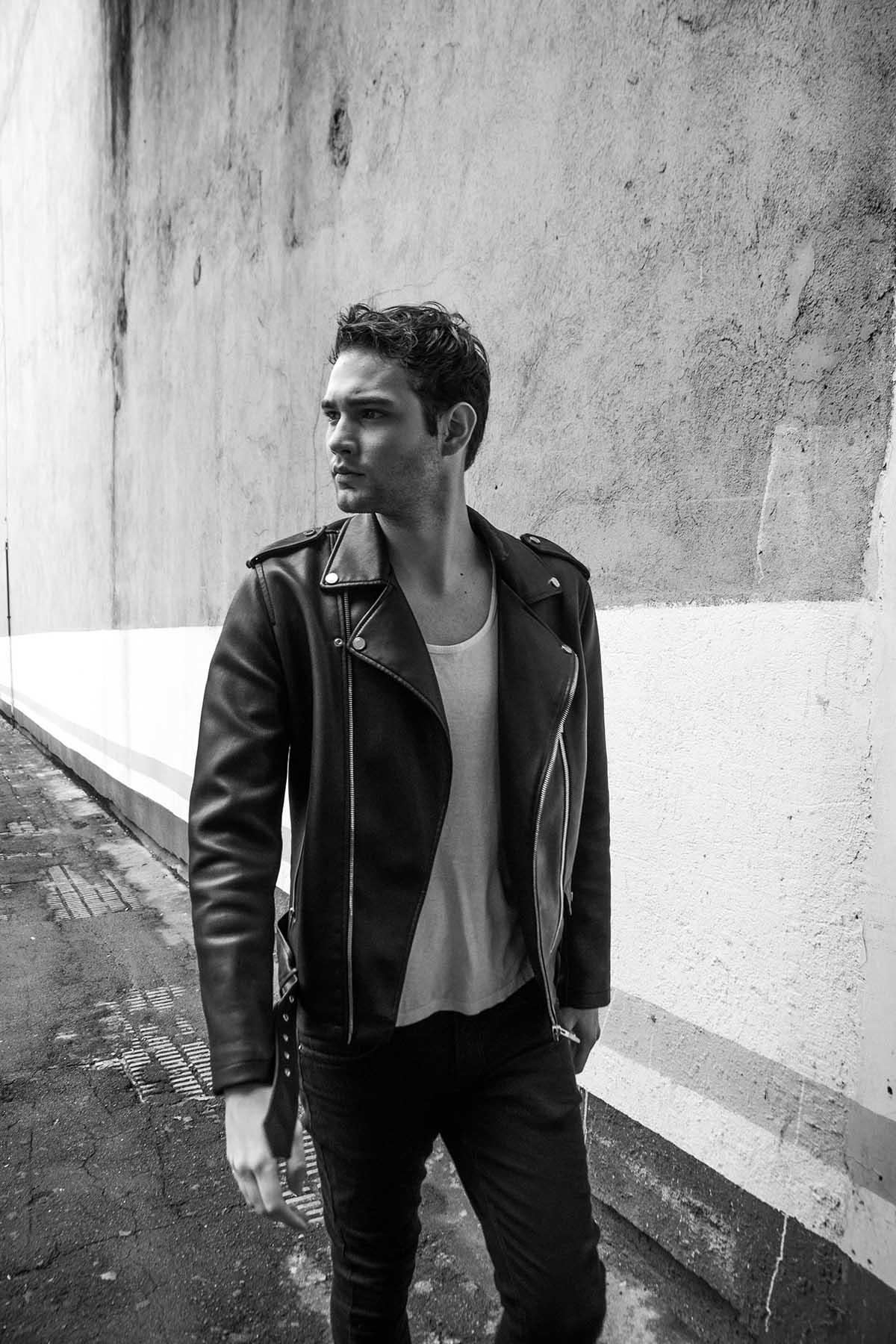 Pedro Arrais by Nanda Tavares for Brazilian Male Model