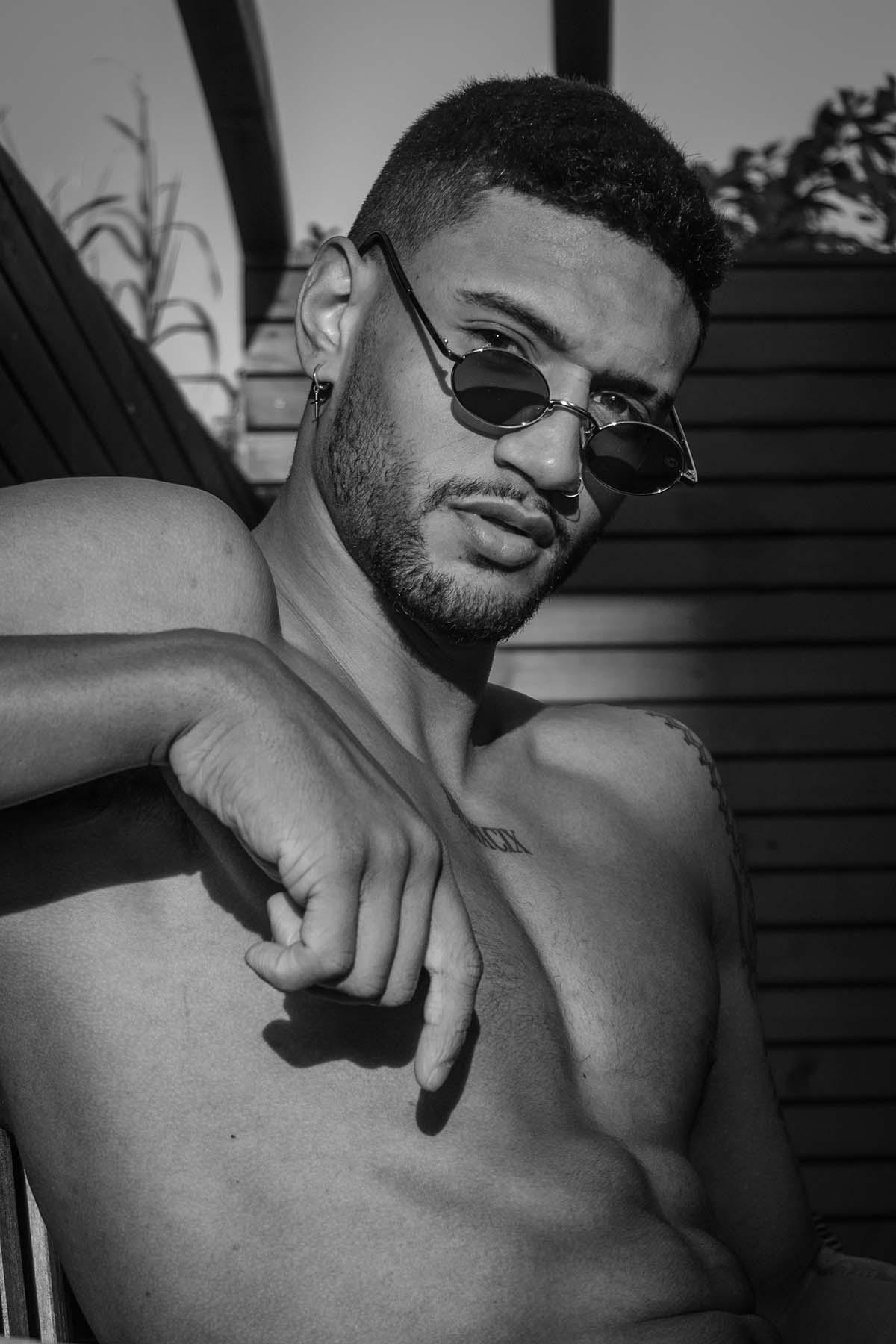 Rogério Nabhan by Dan Monteiro for Brazilian Male Model