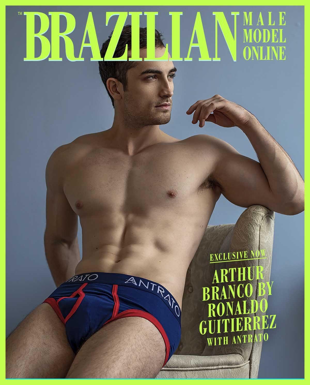 Arthur Branco by Ronaldo Gutierrez with Antrato