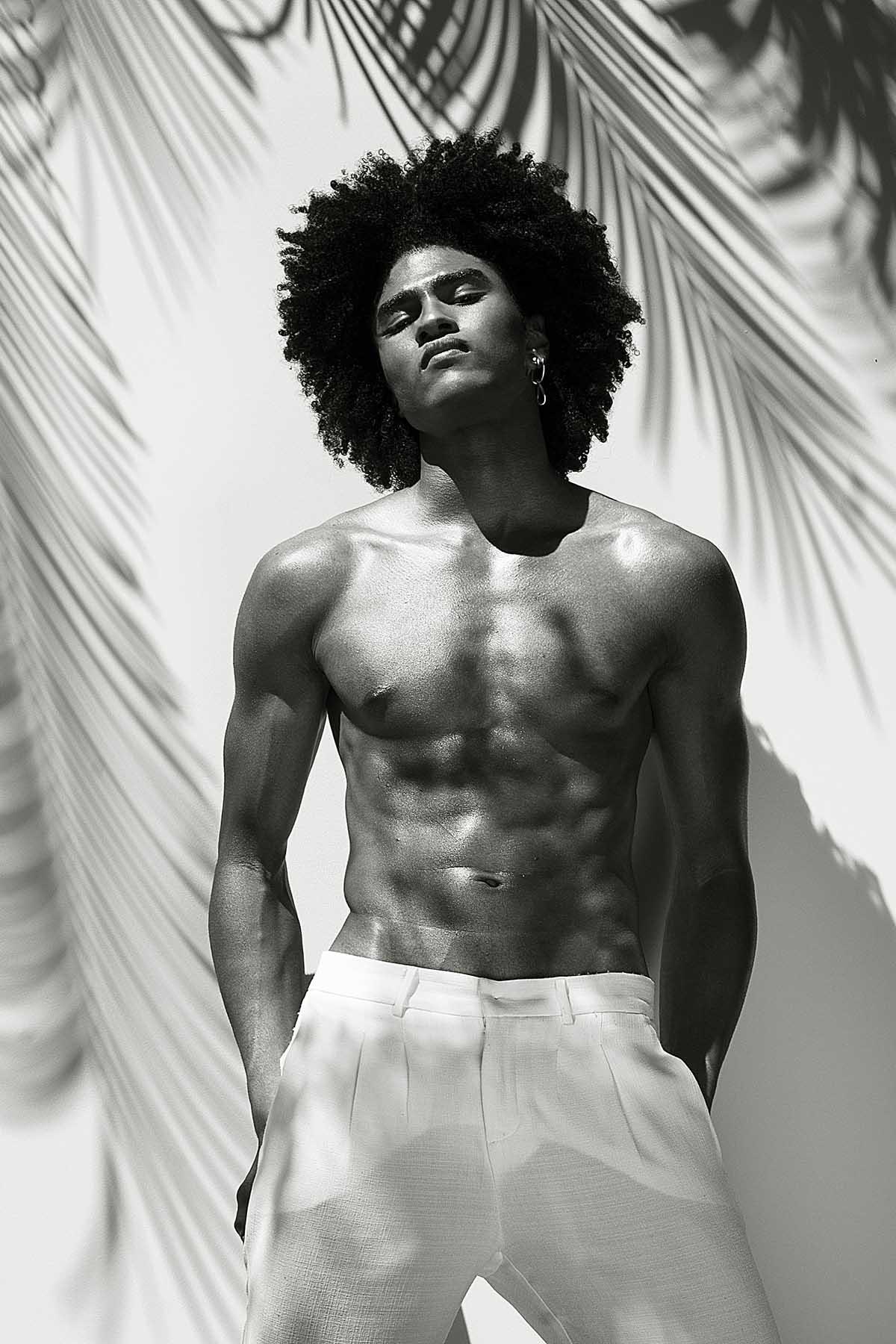 João Victor Marcos by Rodrigo Moura for Brazilian Male Model