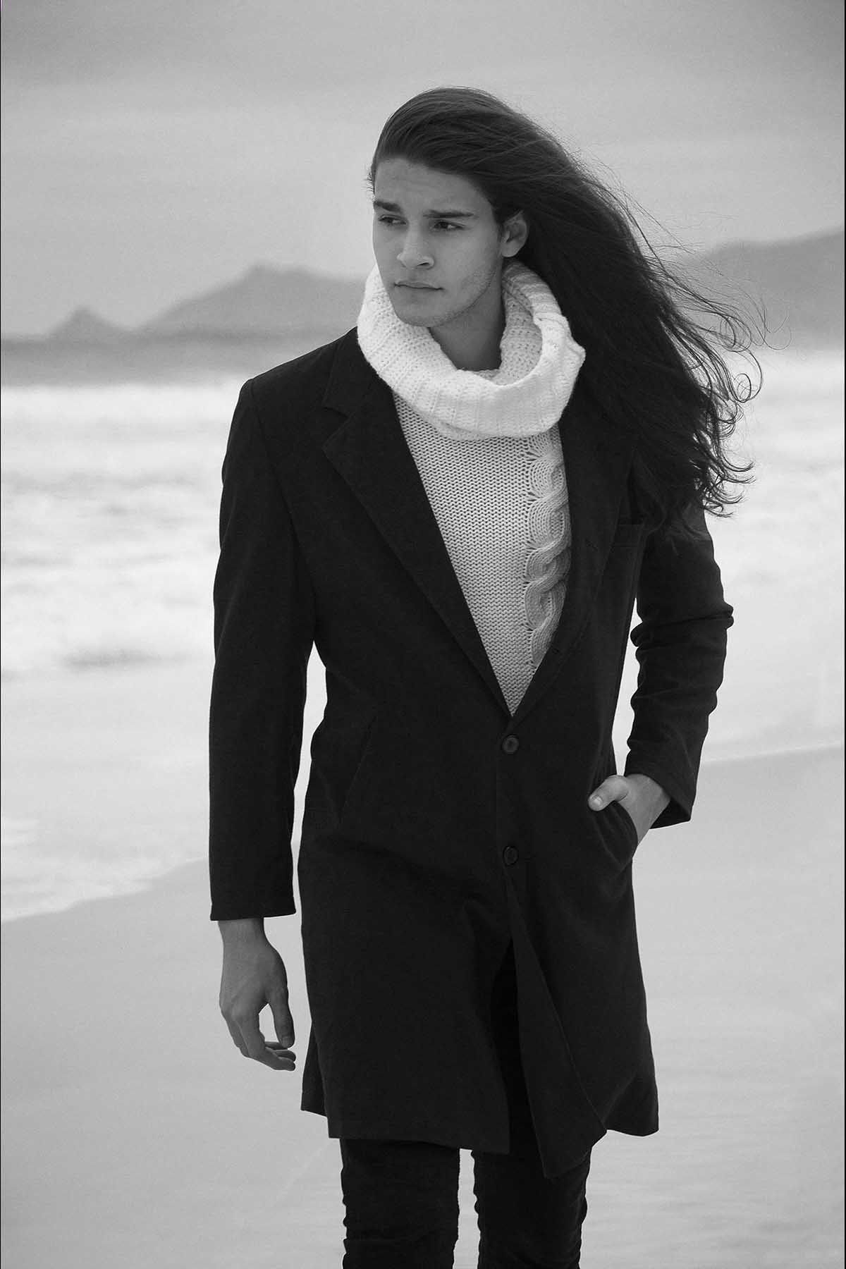 Paulo Eduardo by Fernanda Mac for Brazilian Male Model