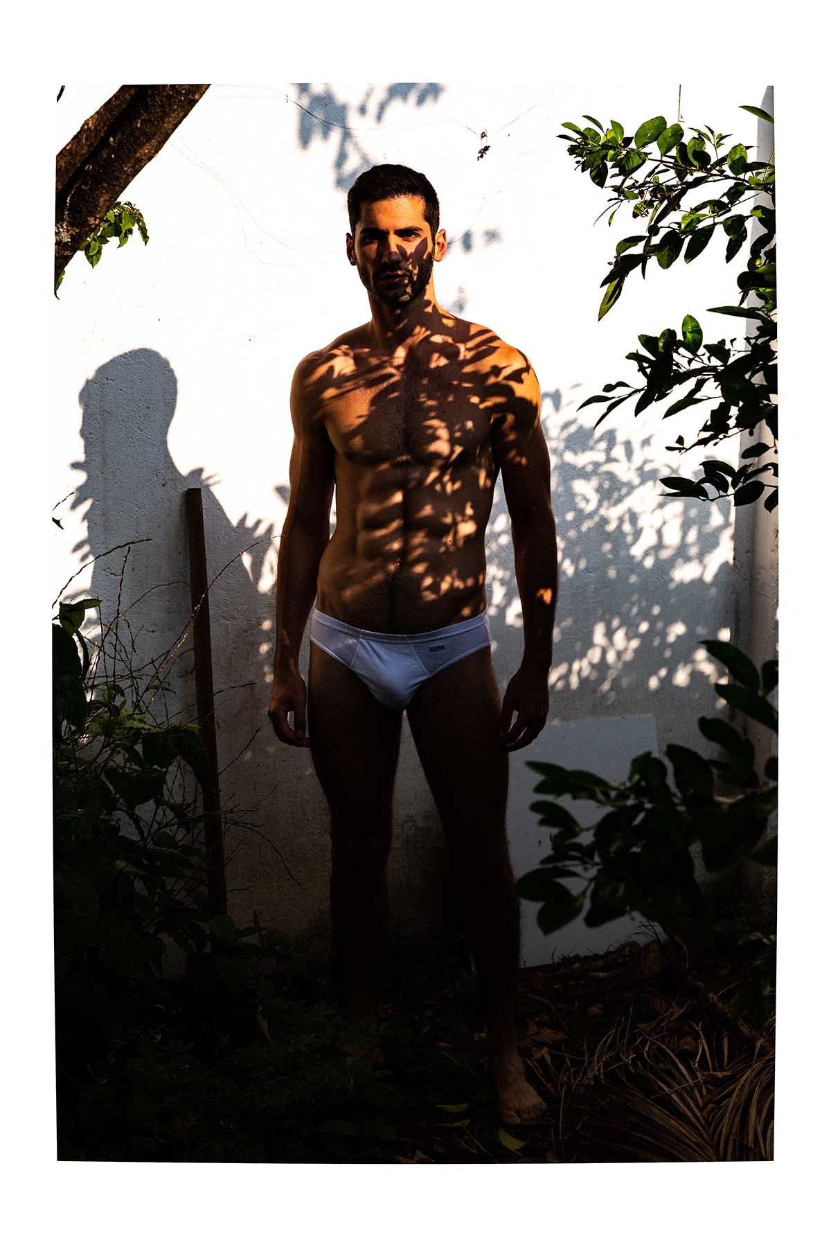Thomás de Lucca by Gilberto Fritsch for Brazilian Male Model