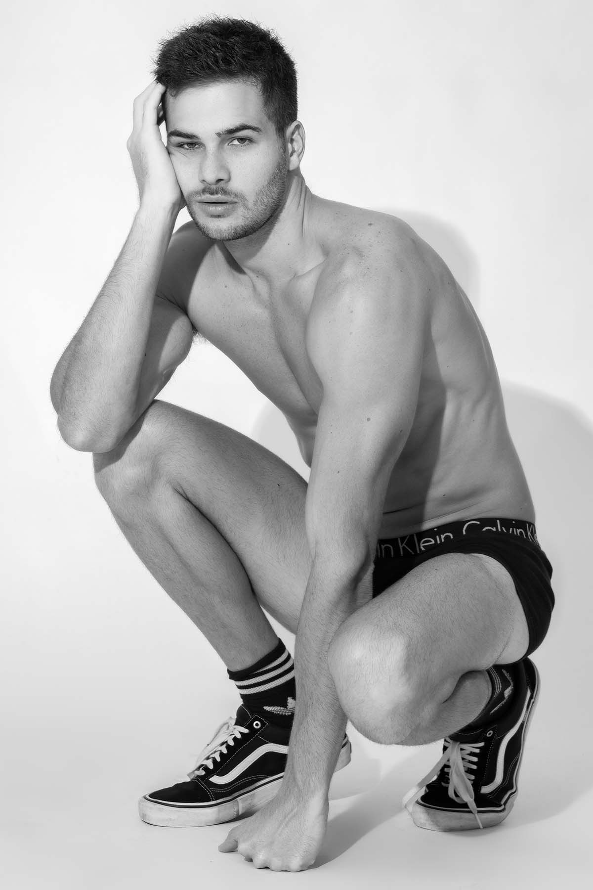 Caio Bonacina by Felipe Valim for Brazilian Male Model
