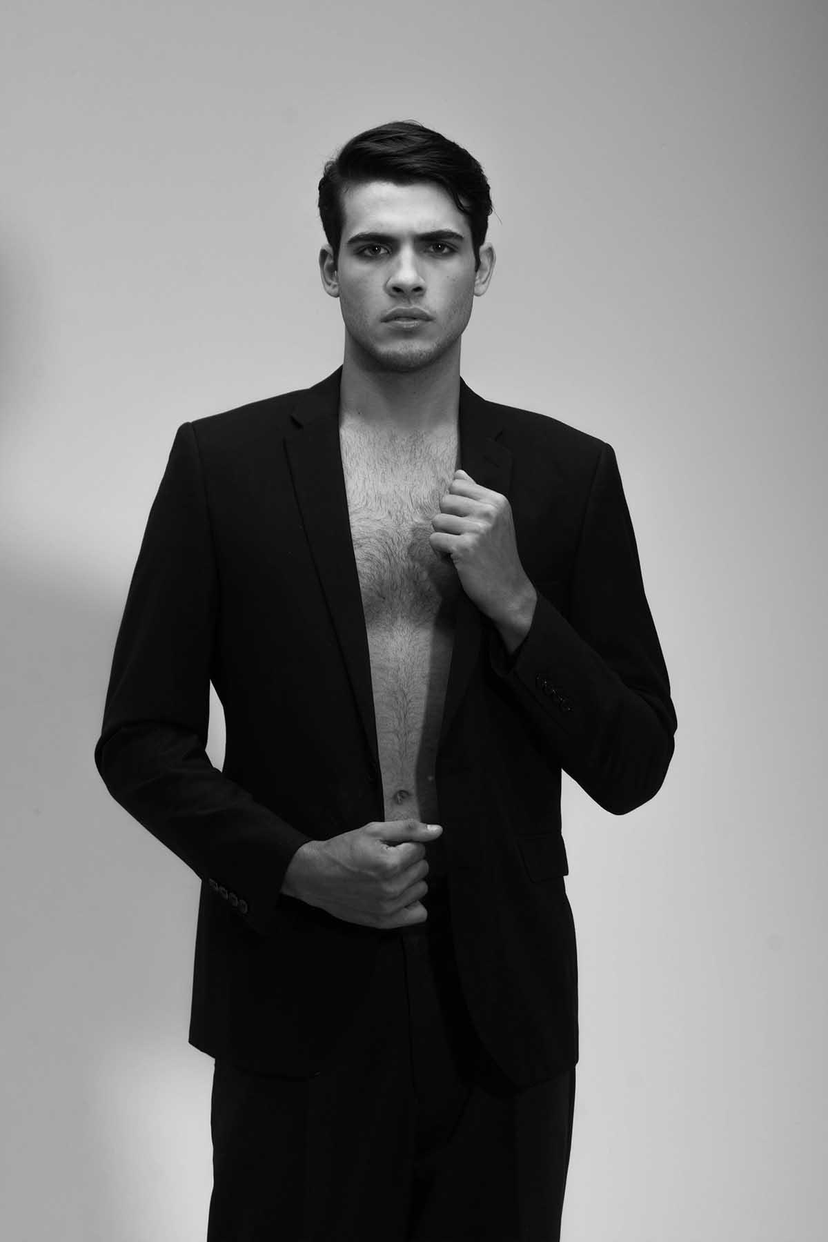 Gustavo Grellet by Nanda Tavares for Brazilian Male Model