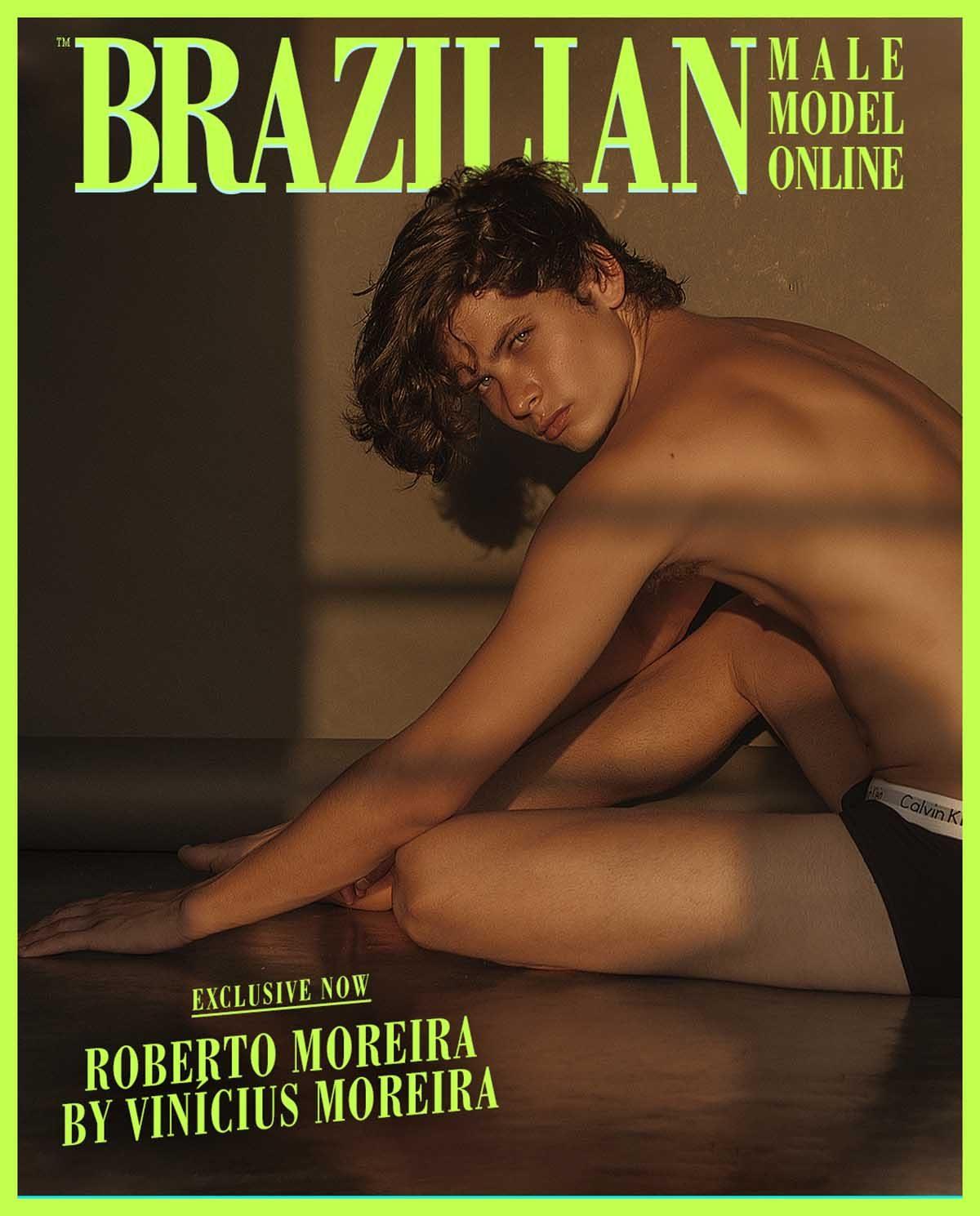 Roberto Moreira by Vinícius Moreira