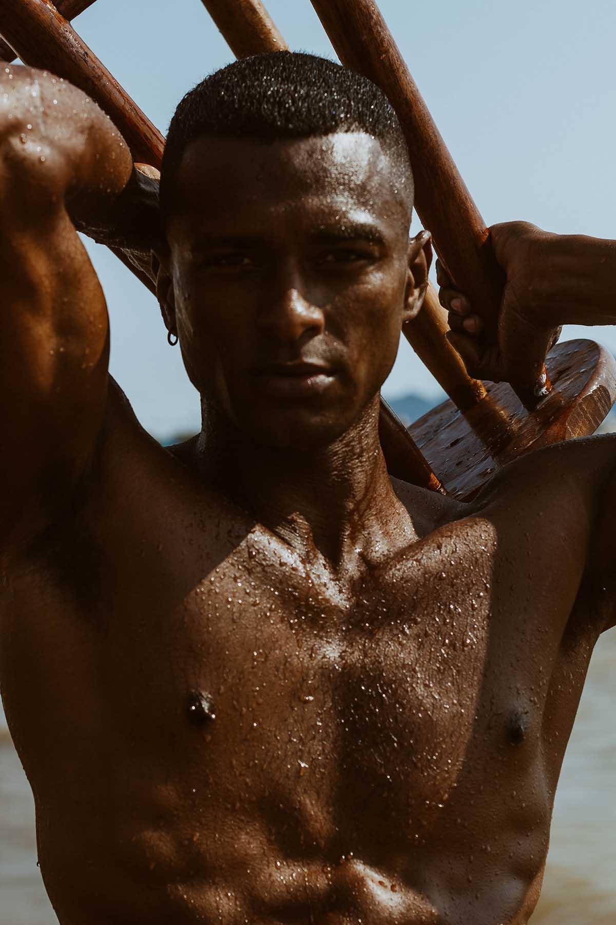 Rubem Reis by Eduardo Castro for Brazilian Male Model