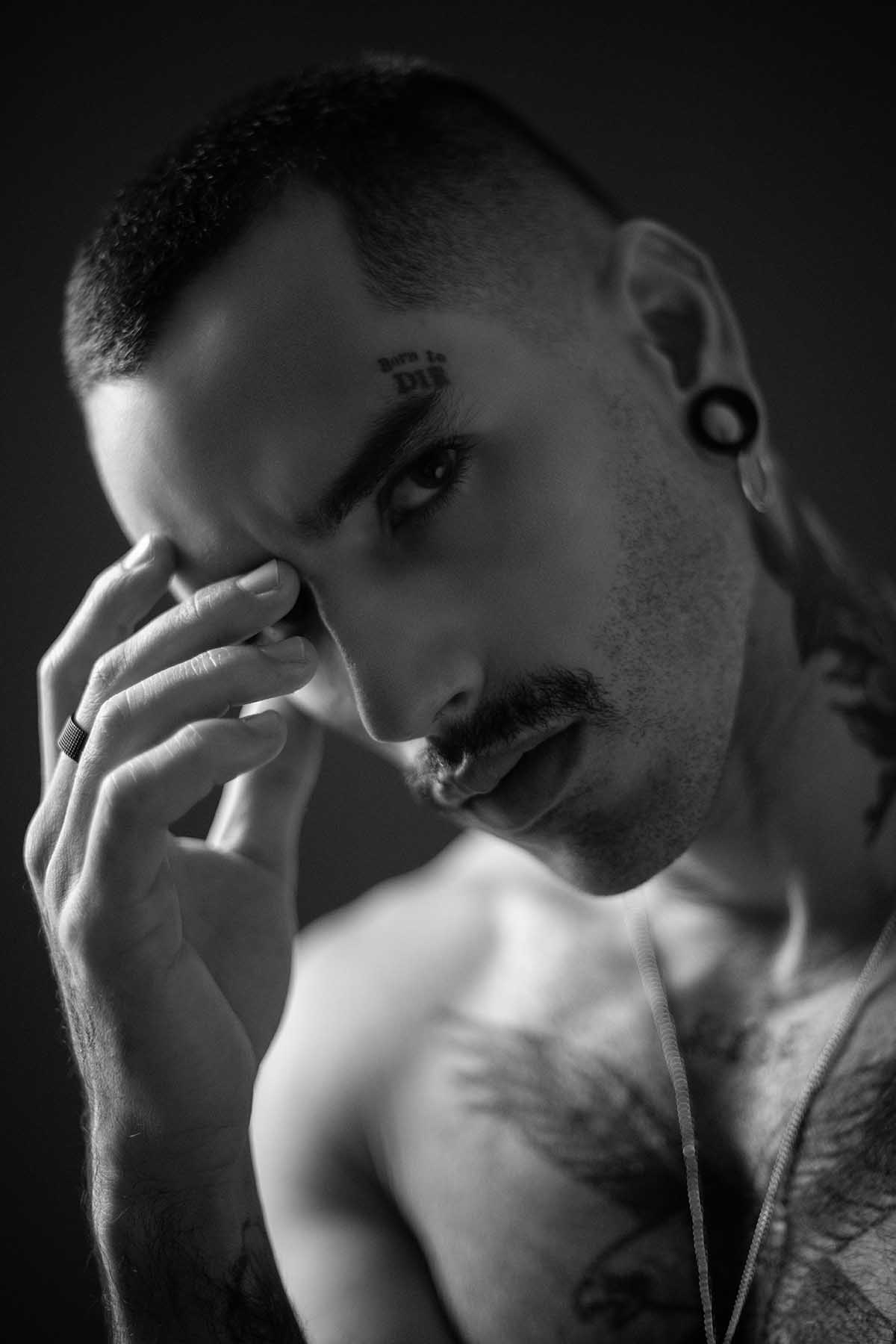 Carz Fill by Júlio Tavares for Brazilian Male Model
