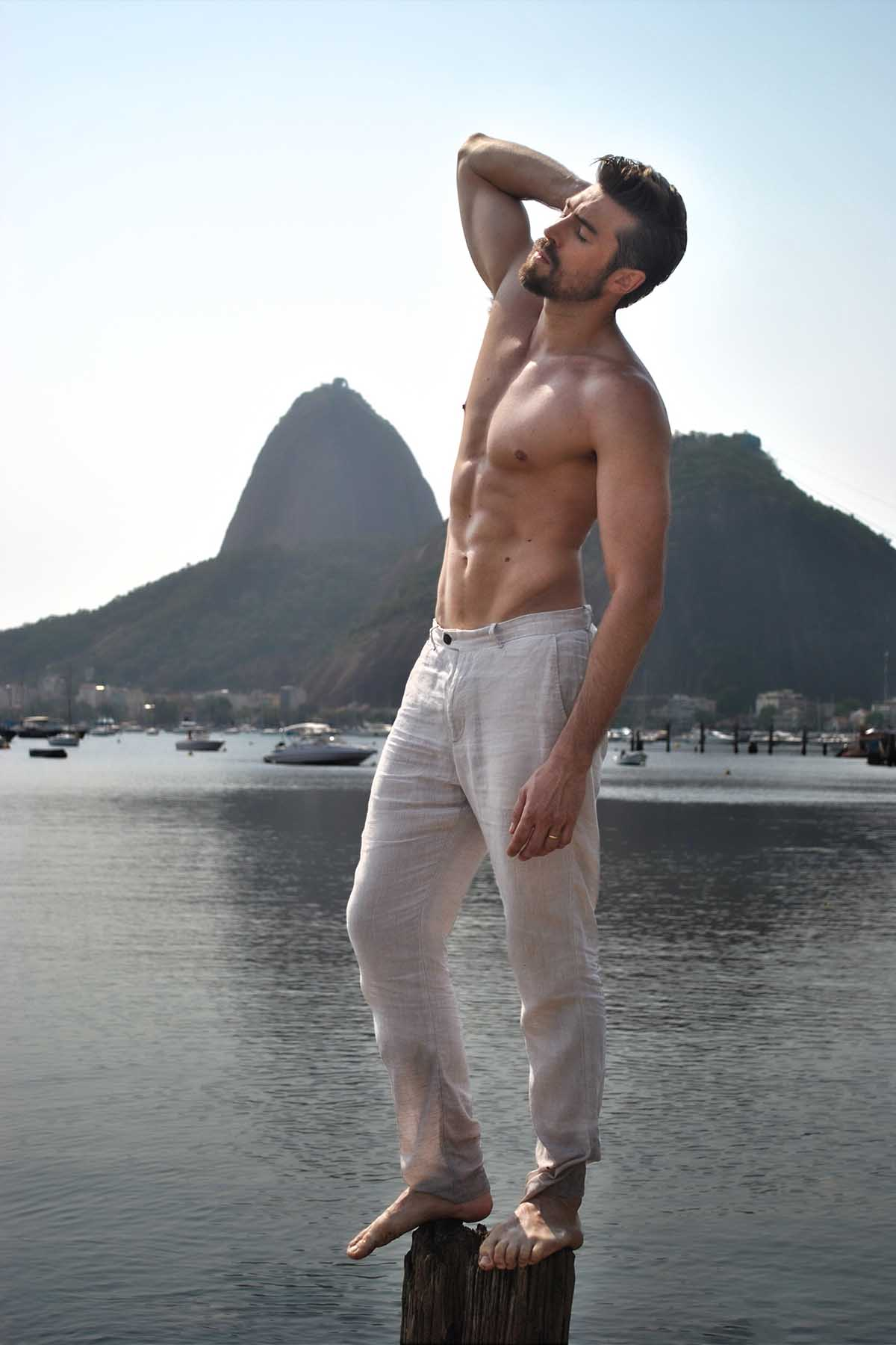 Marcelo Coan by Rodrigo Cano for Brazilian Male Model