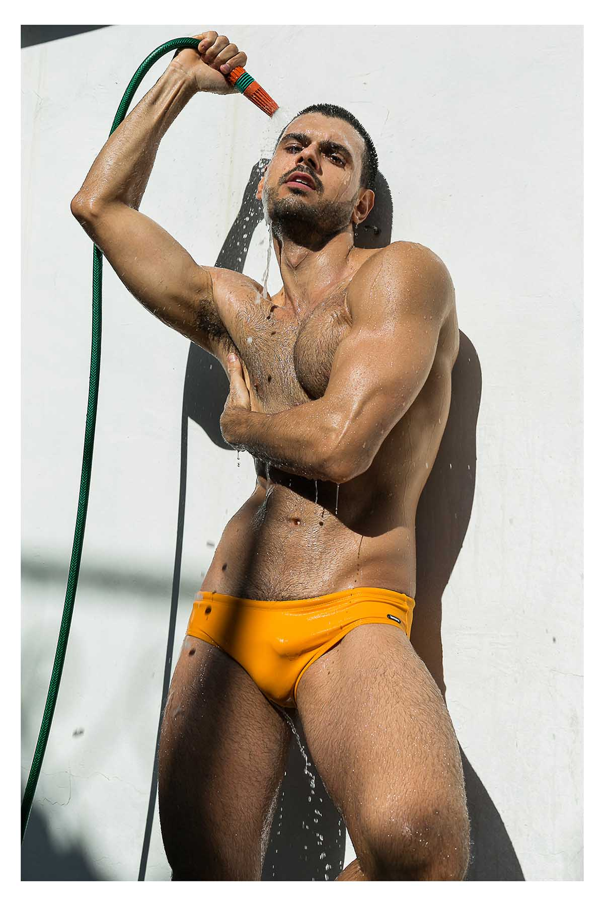 Naian Cestaro by Thiago Martini for Brazilian Male Model